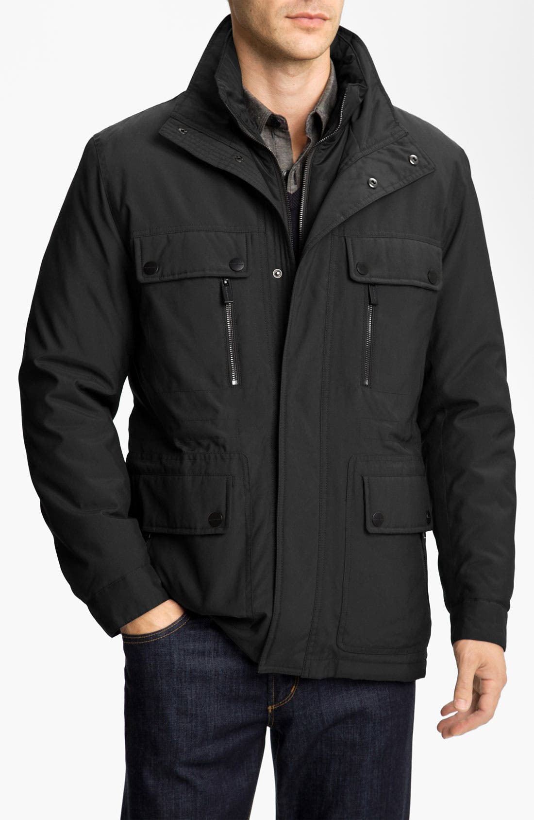 Main Image - Michael Kors 'Colfax' Jacket