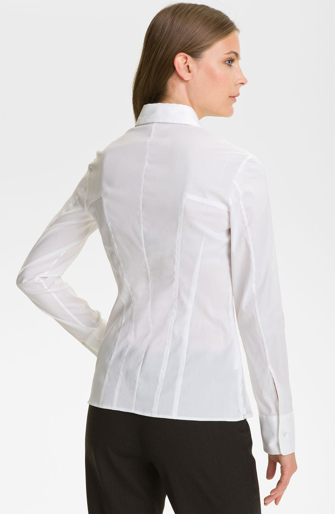 Alternate Image 2  - BOSS Black 'Bashine' Blouse
