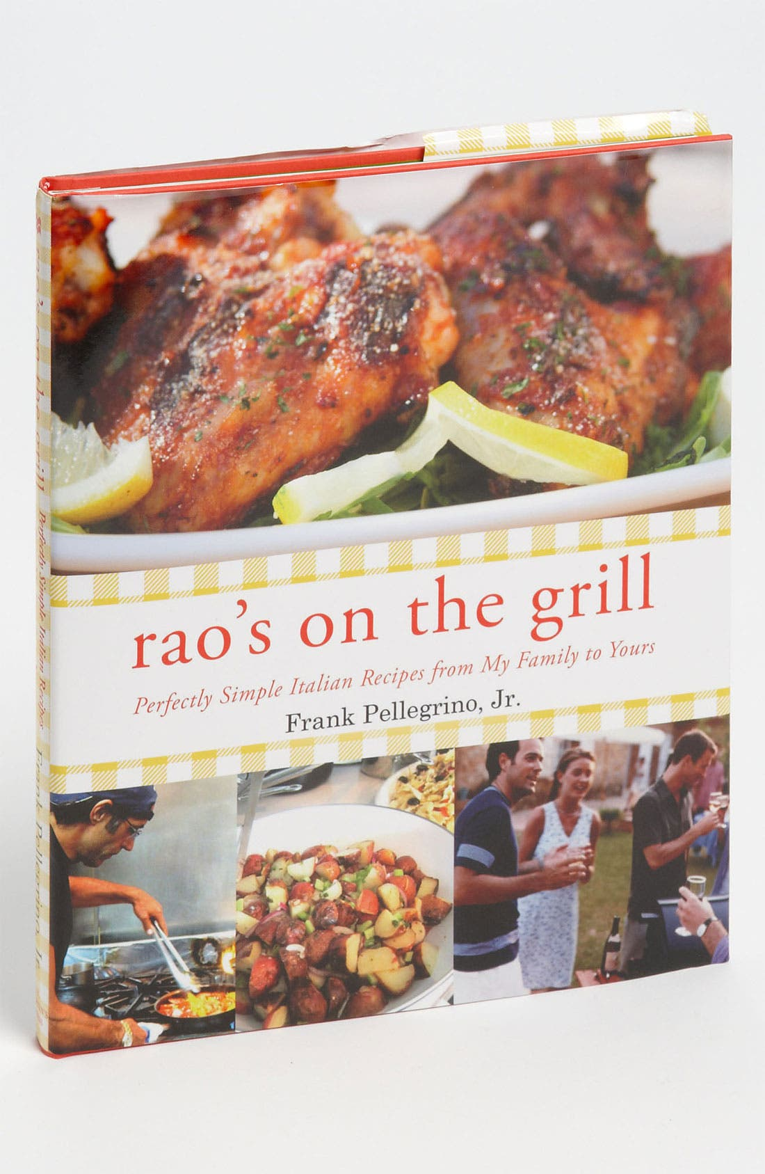 Alternate Image 1 Selected - 'Rao's on the Grill' Cookbook