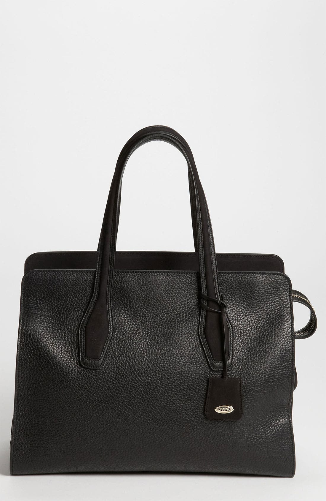 Alternate Image 1 Selected - Tod's Leather Tote