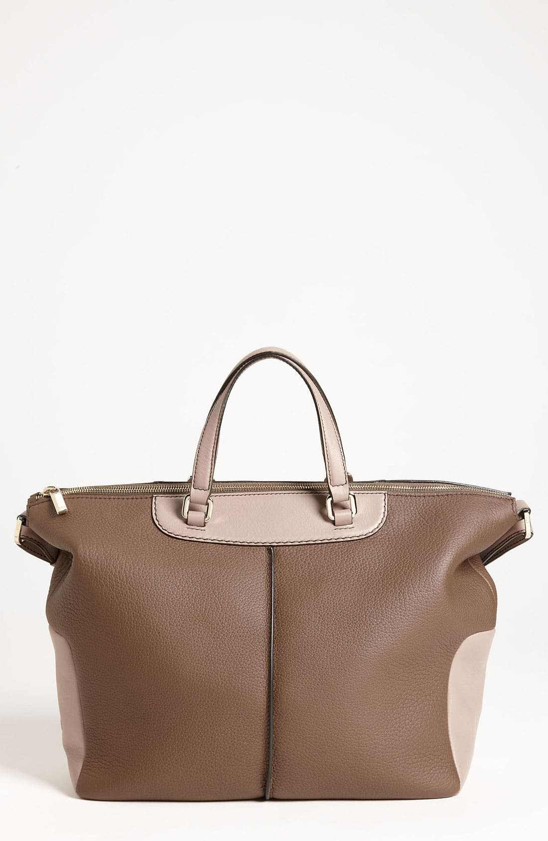 Alternate Image 1 Selected - Tod's 'Classic - Medium' Leather Tote