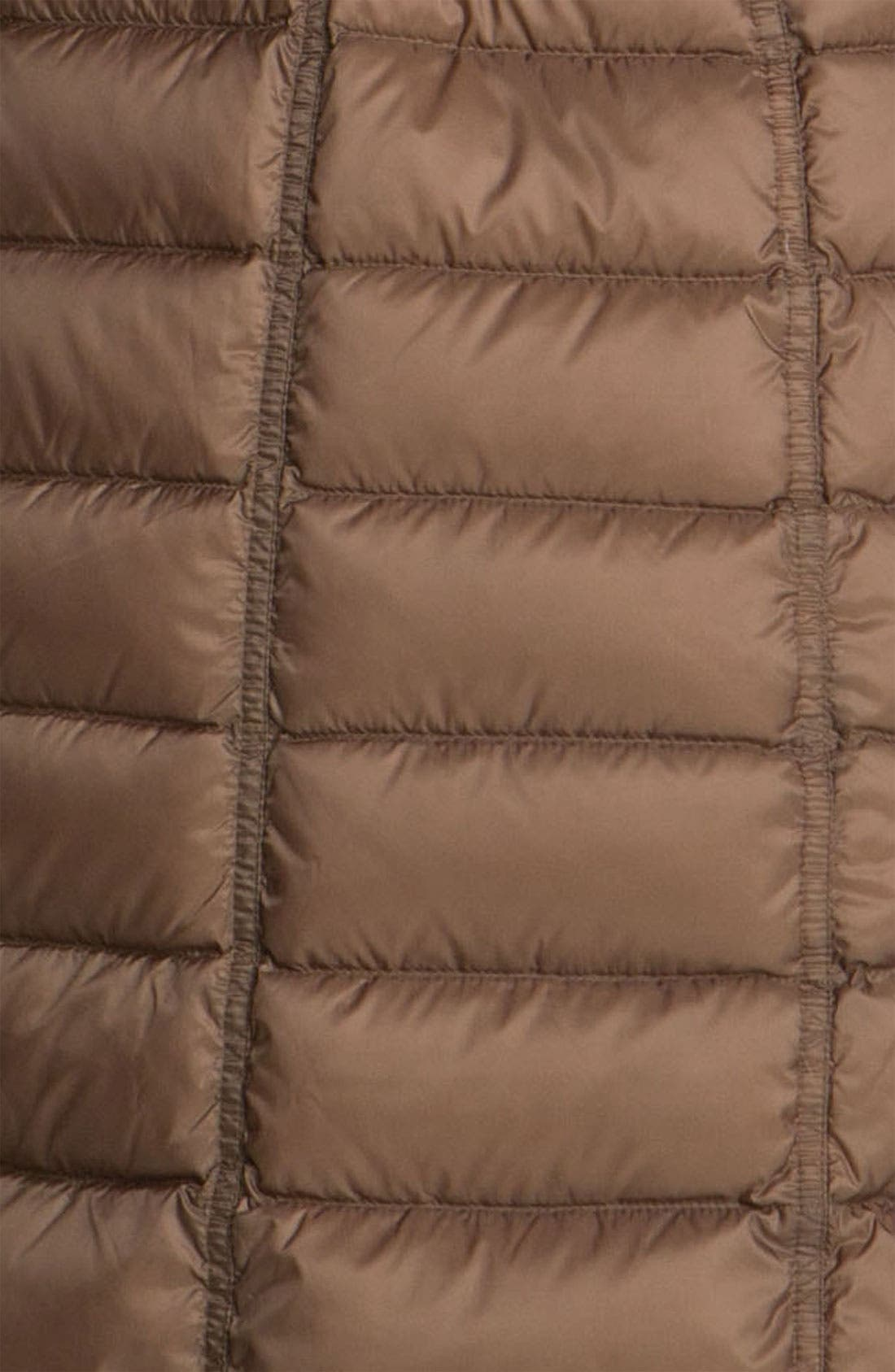 Alternate Image 3  - Burberry Brit Belted Down Coat
