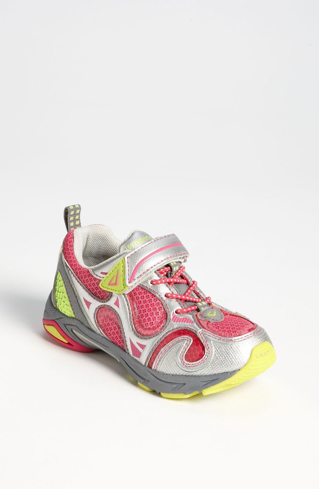 Alternate Image 1 Selected - Jumping Jacks 'Turtle Tuff' Sneaker (Toddler, Little Kid & Big Kid)