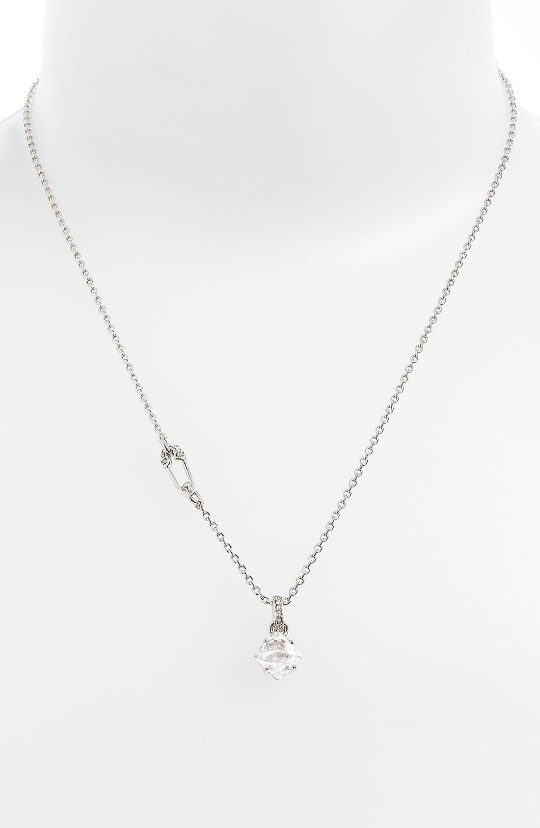 Alternate Image 1 Selected - Juicy Couture 'Pretty in Punk' Pendant Necklace