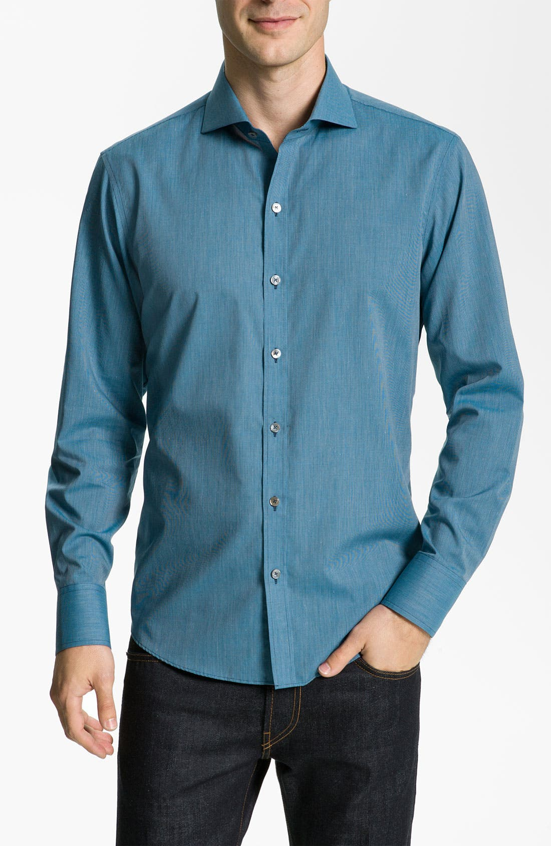 Alternate Image 1 Selected - Zachary Prell 'Andrisen' Sport Shirt