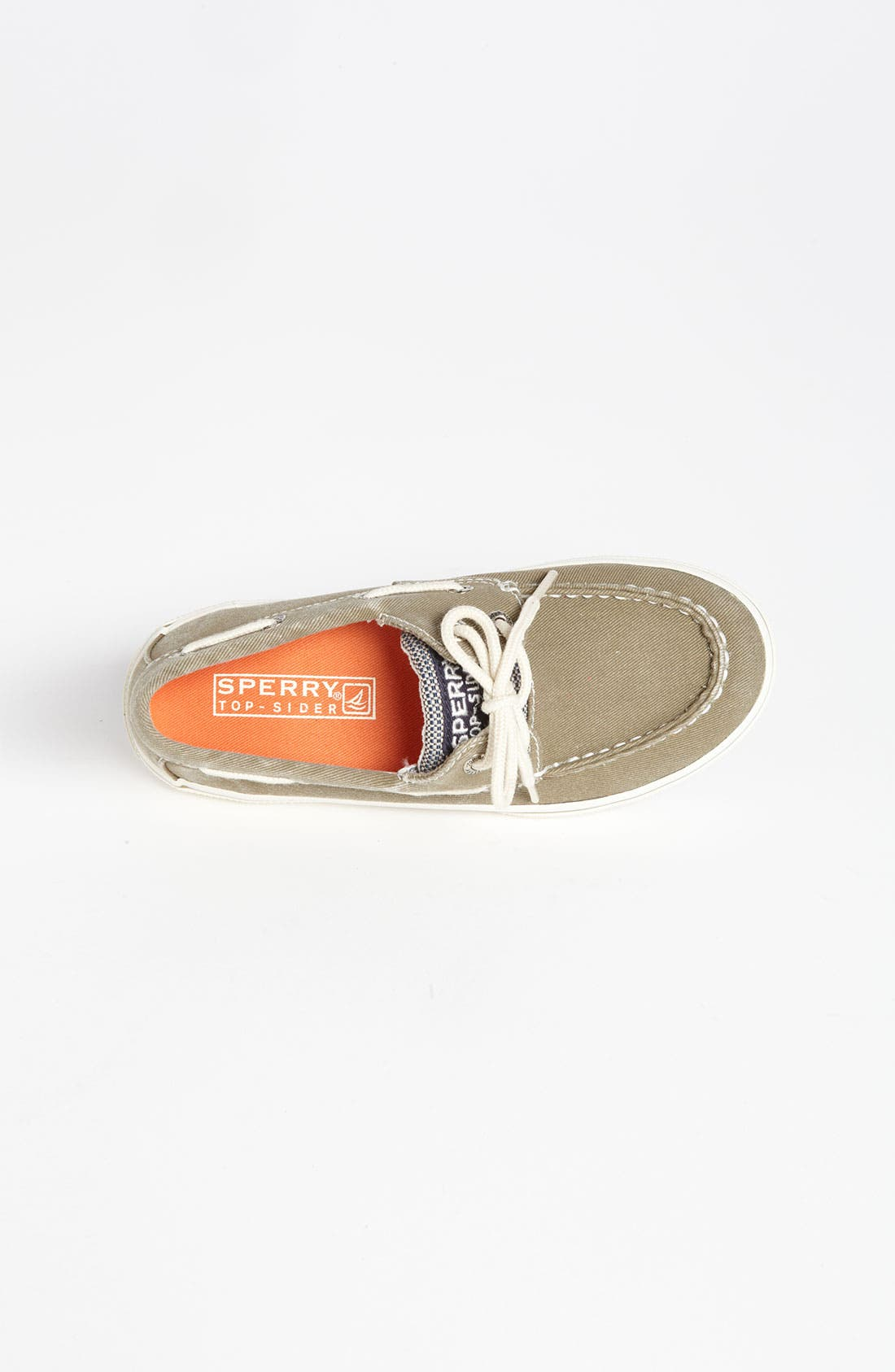 Alternate Image 3  - Sperry Top-Sider® 'Halyard' Boat Shoe (Walker, Toddler, Little Kid & Big Kid)