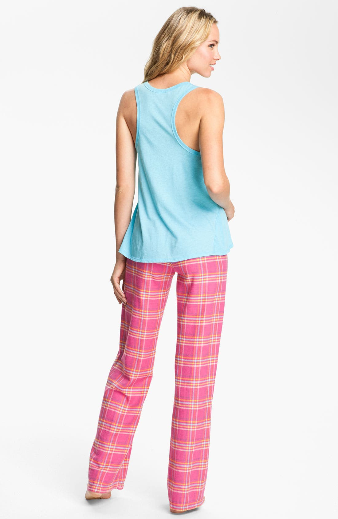 Alternate Image 5  - Steve Madden 'Mad4Plaid' Pajama Pants