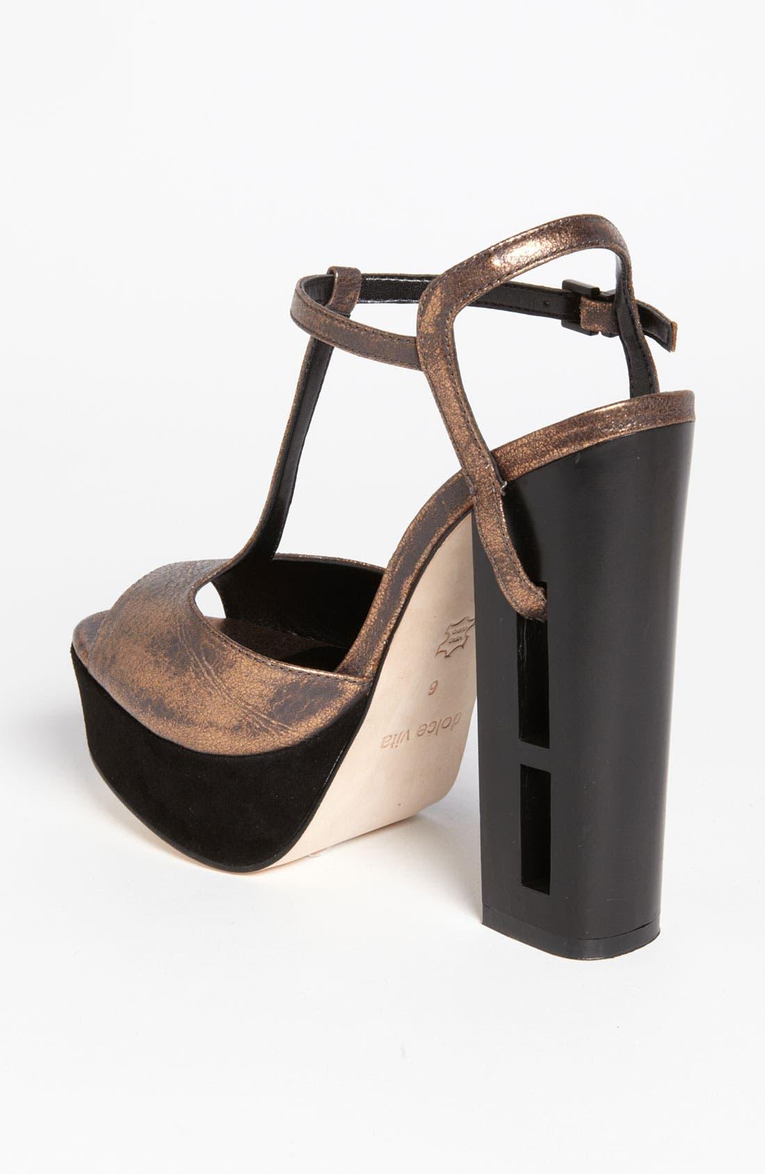 Alternate Image 2  - Dolce Vita 'Jenna' Platform Sandal