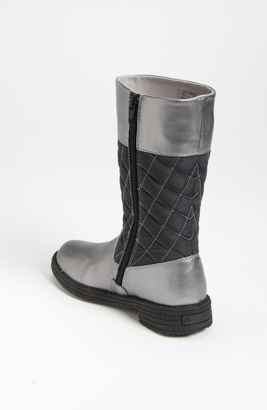 Alternate Image 2  - Umi 'Quiltee' Boot (Toddler, Little Kid & Big Kid)