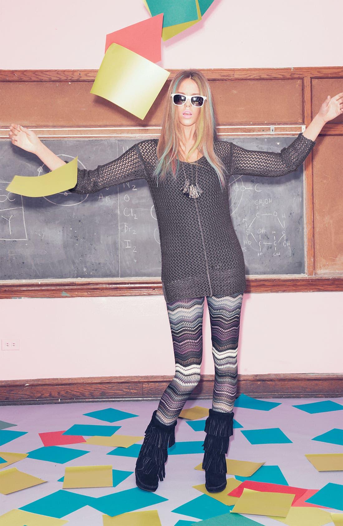 Main Image - Rubbish® Tunic & Mimi Chica Leggings