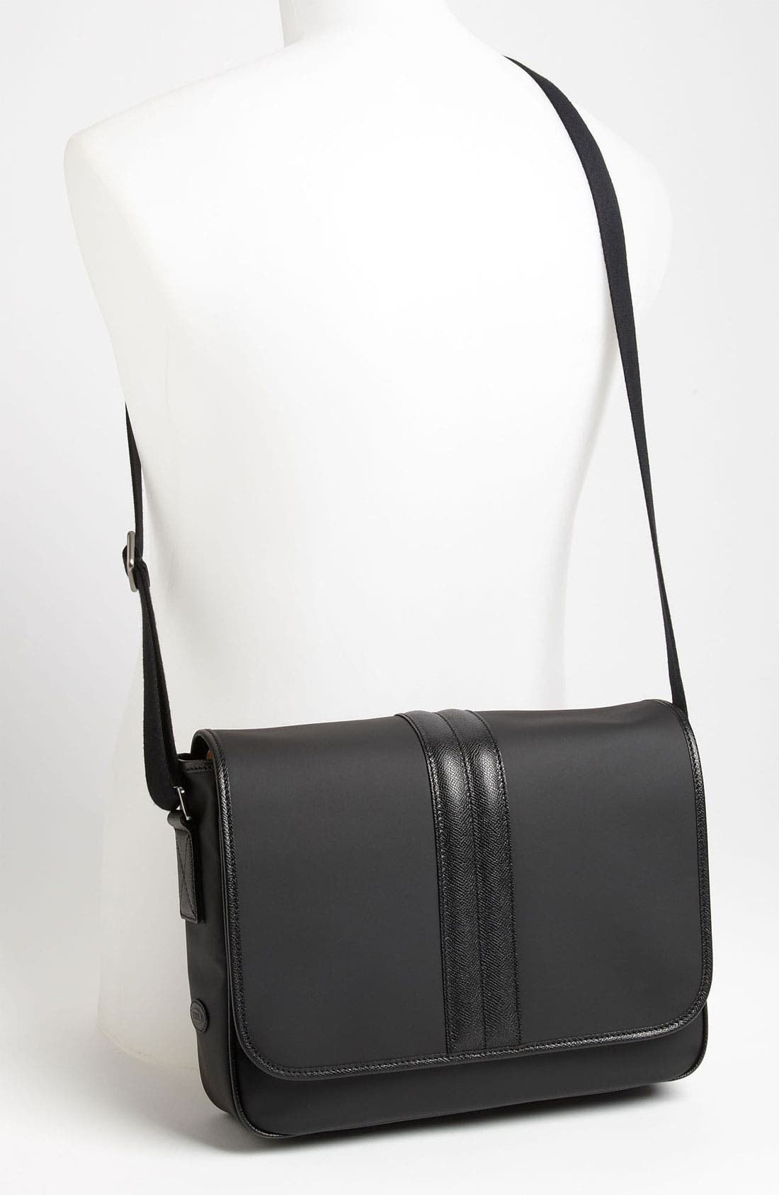 Alternate Image 2  - Tod's Coated Cotton Messenger Bag