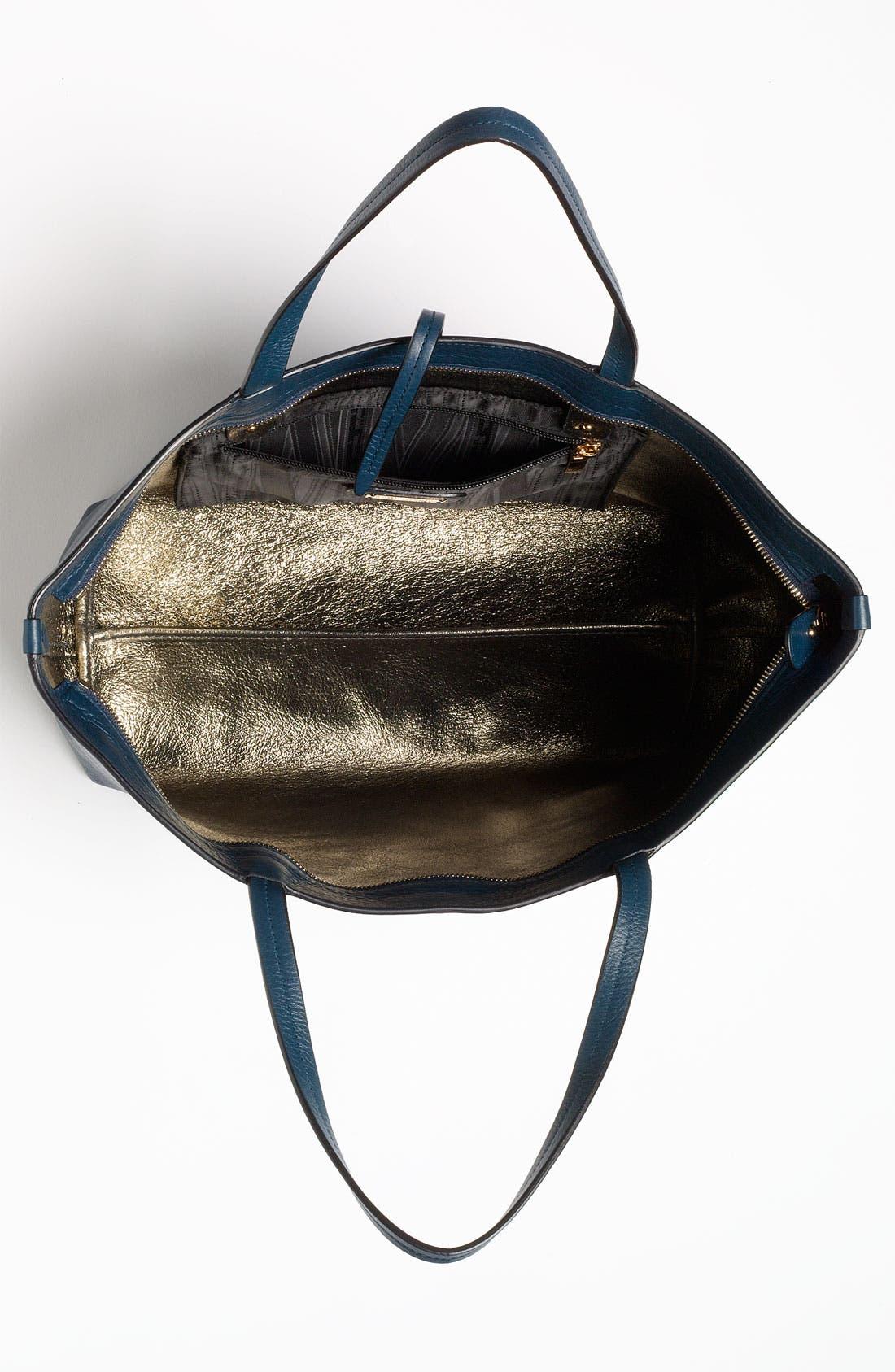 Alternate Image 3  - Salvatore Ferragamo 'Bice' Leather Tote