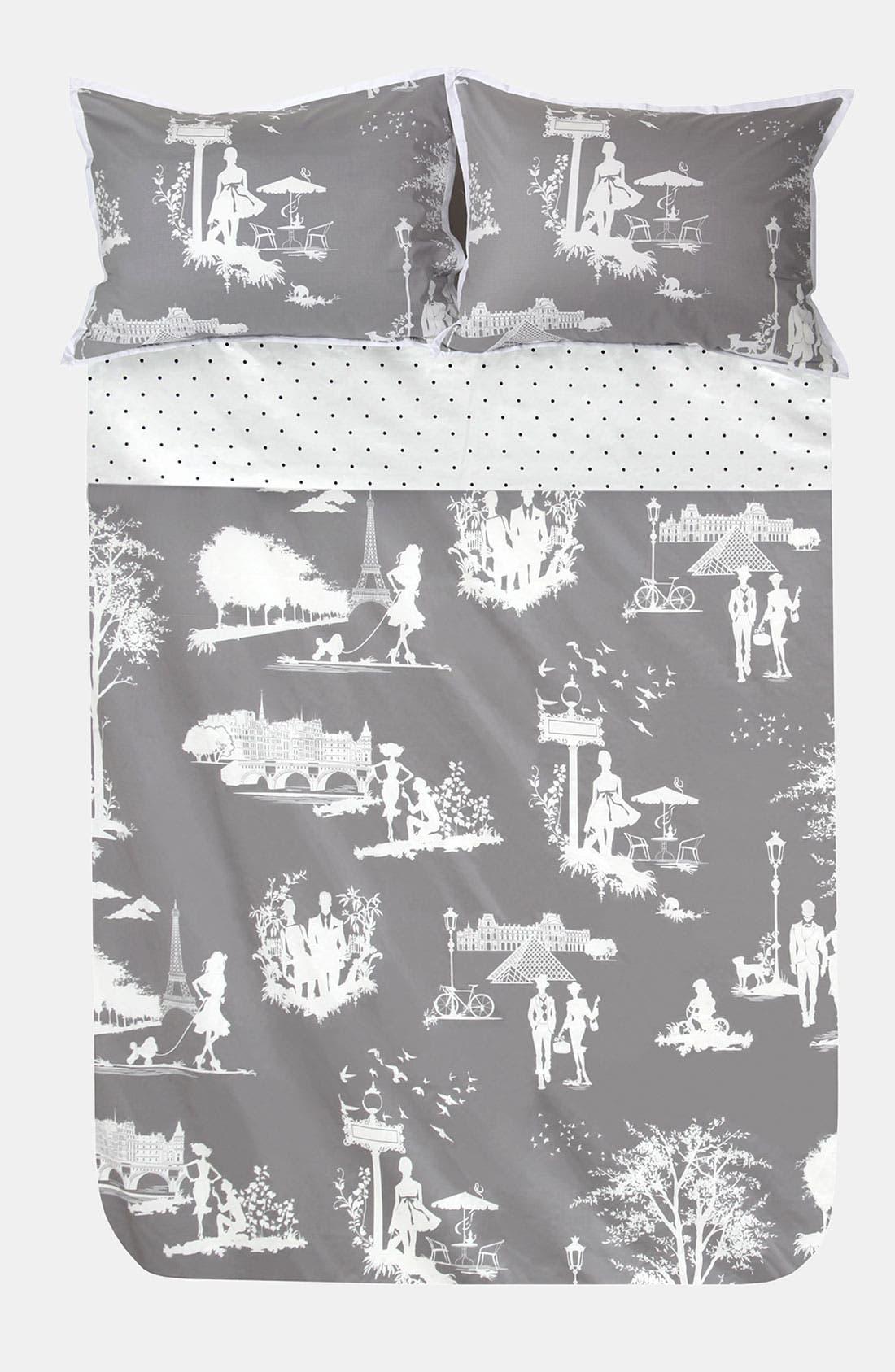 Alternate Image 2  - Blissliving Home 'Madeline' 300 Thread Count Duvet Set (Online Only)