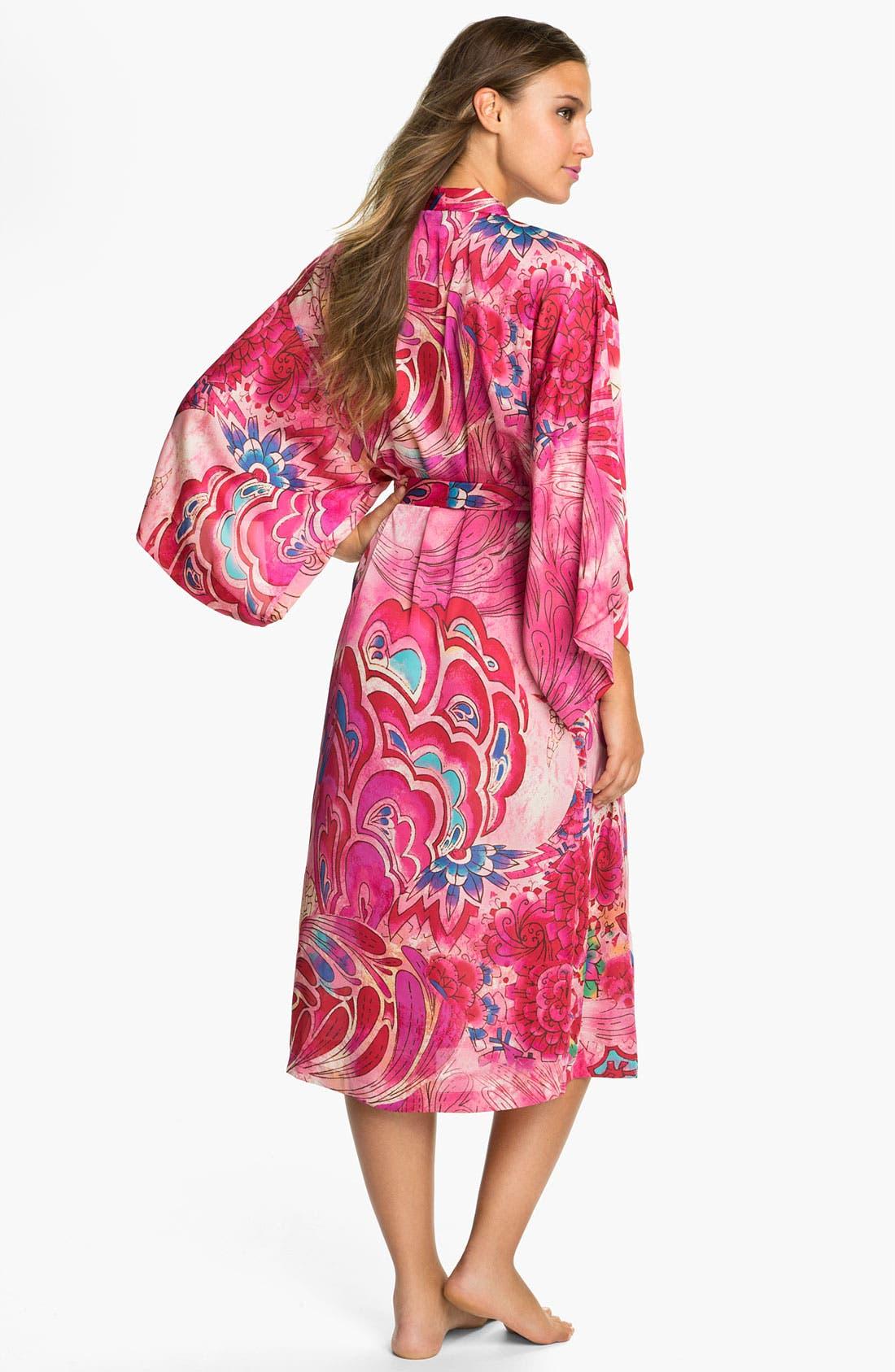 Alternate Image 2  - Natori 'Kubilai' Robe