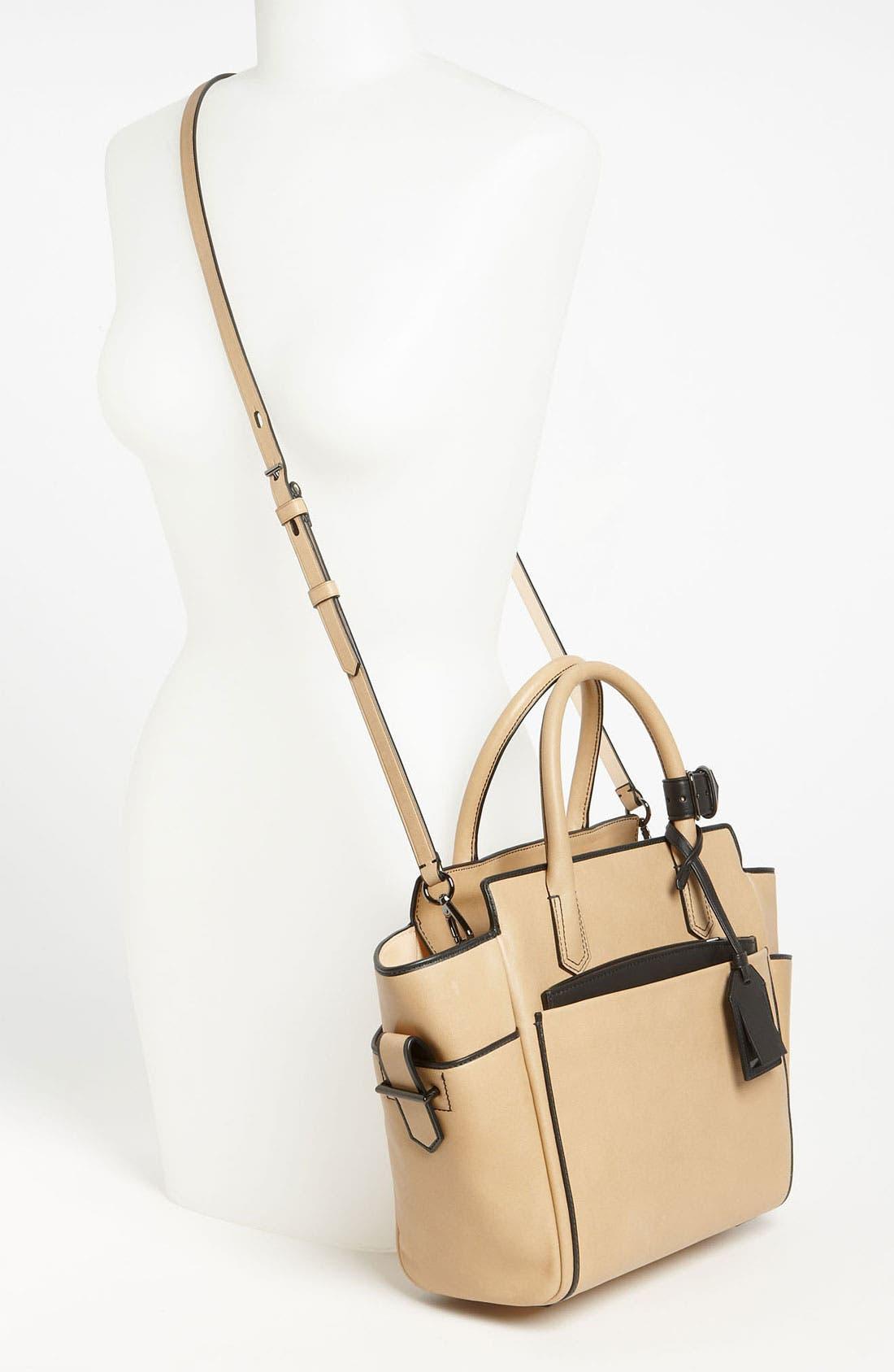 Alternate Image 2  - Reed Krakoff 'Mini Atlantique' Leather Satchel