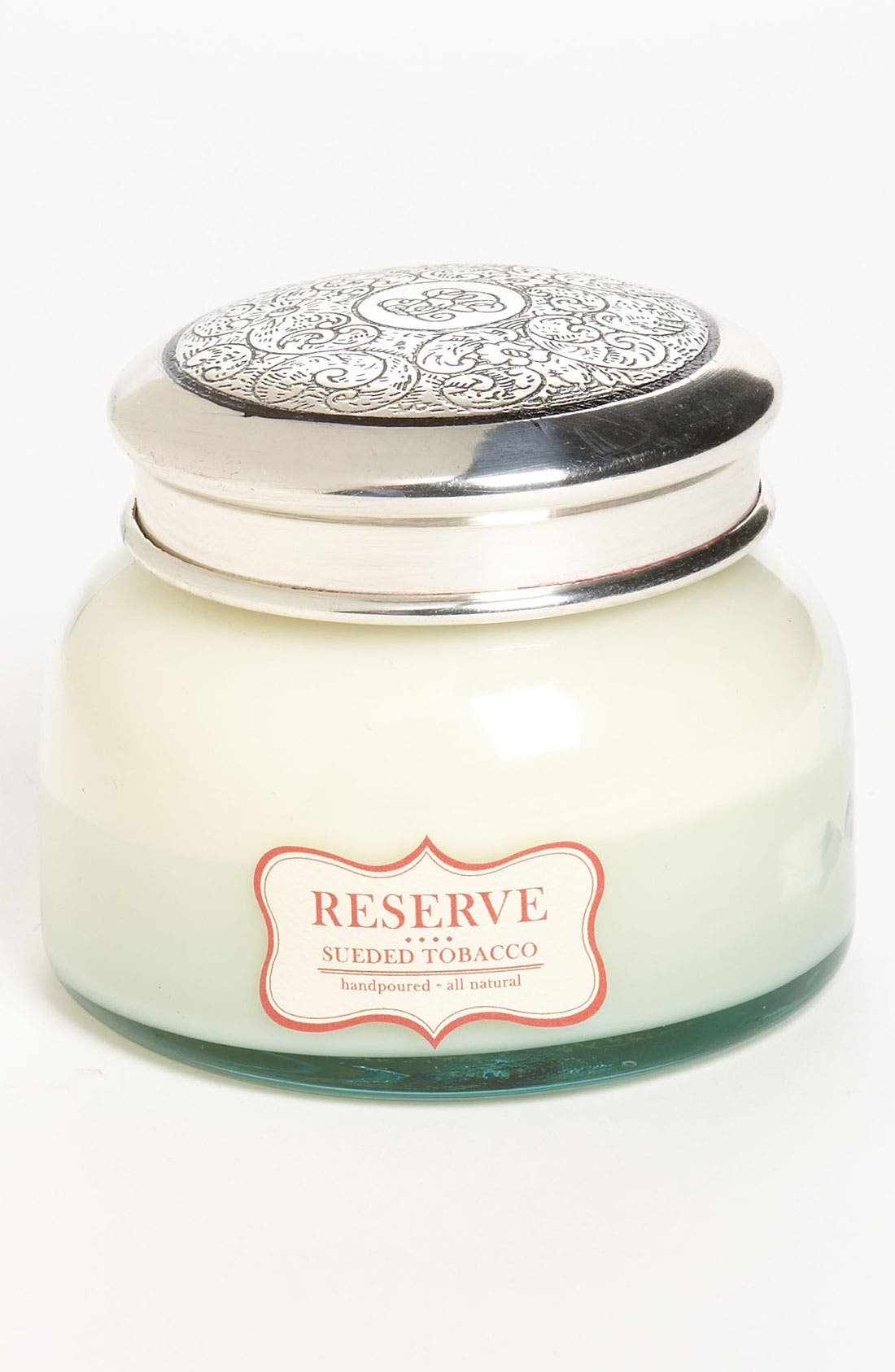 Alternate Image 1 Selected - Aspen Bay Candles 'Reserve - Sueded Tobacco' Jar Candle