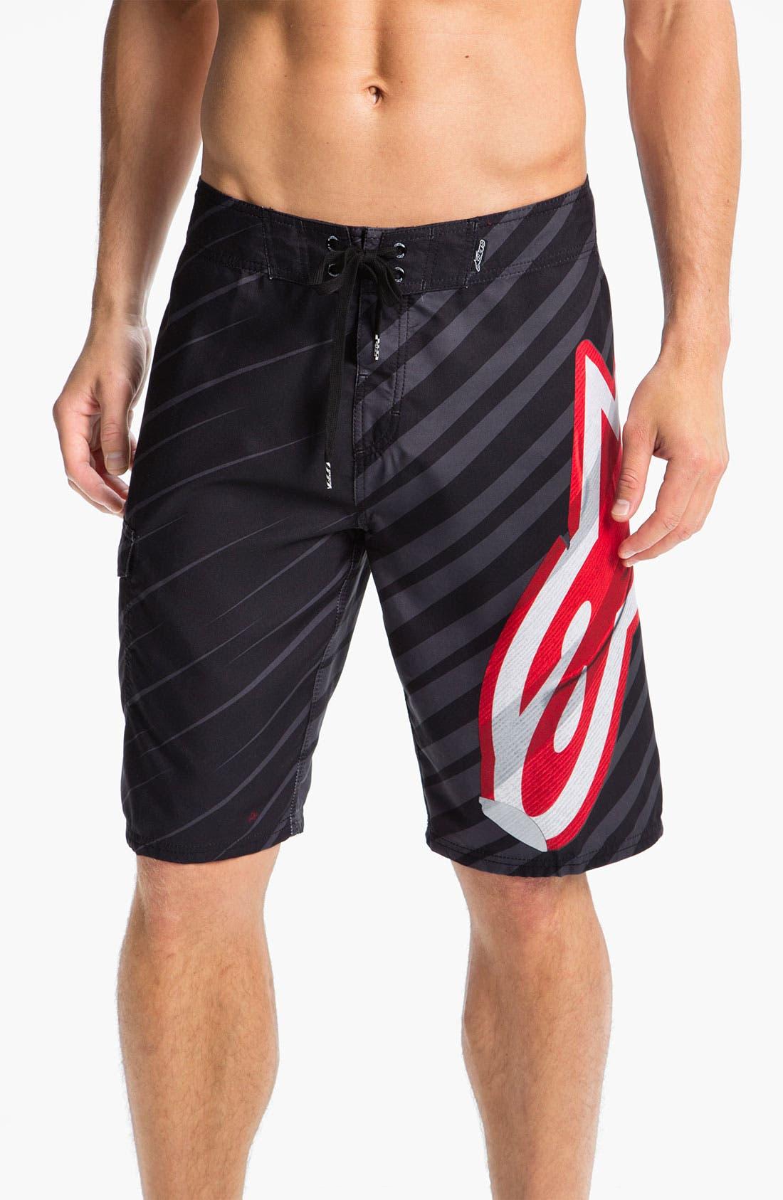 Alternate Image 1 Selected - Alpinestars 'Stick It' Board Shorts