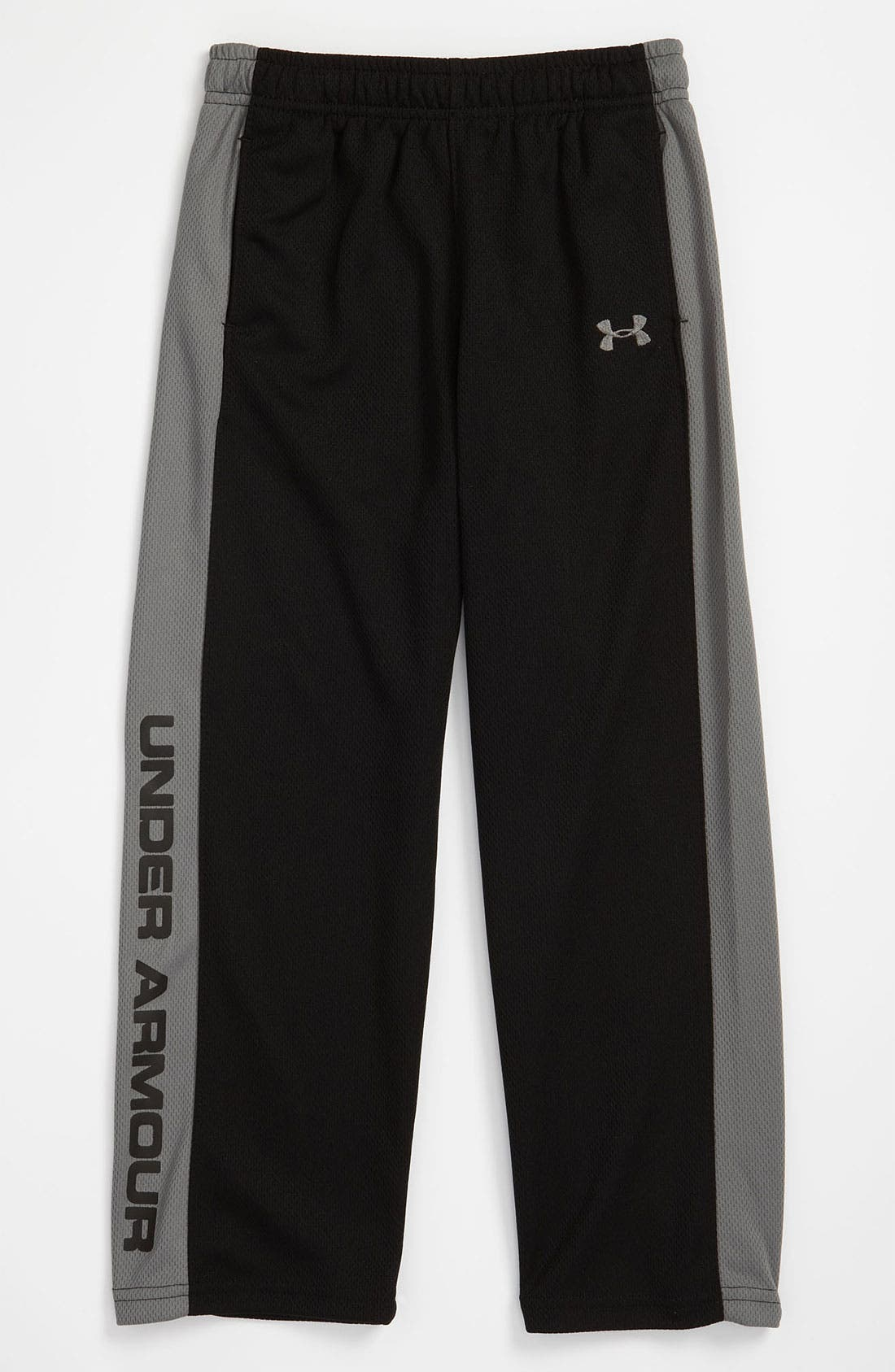 Alternate Image 1 Selected - Under Armour Knit Pants (Little Boys)