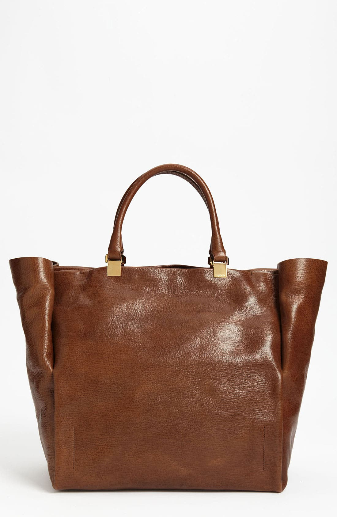 Alternate Image 1 Selected - Lanvin 'Moon River' Leather Tote