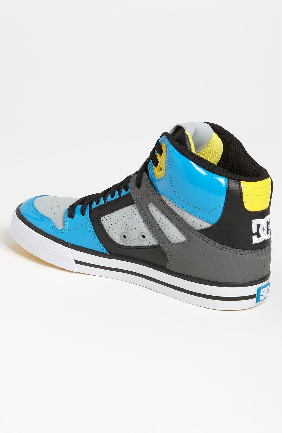 Alternate Image 2  - DC Shoes 'Spartan Hi' Sneaker (Online Only)