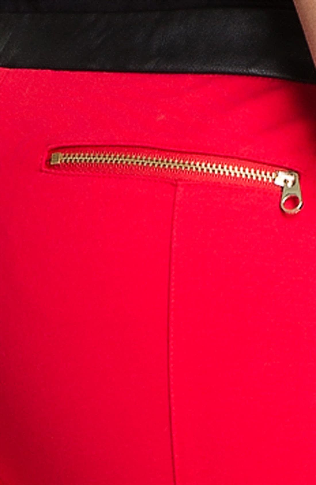 Alternate Image 3  - Ted Baker London Ponte Skinny Pants