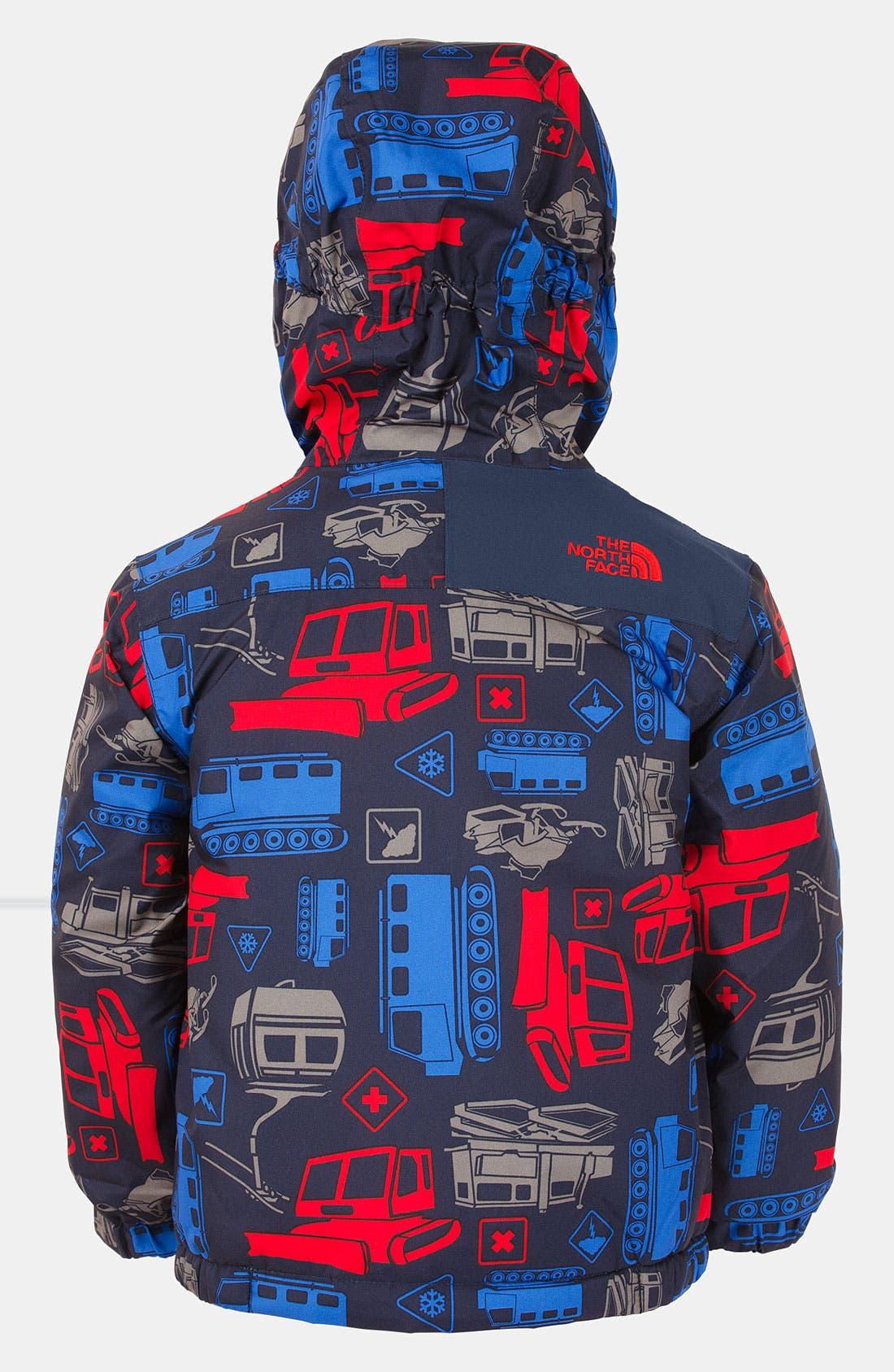Alternate Image 2  - The North Face 'Blaeke' Hooded Waterproof Jacket (Toddler)