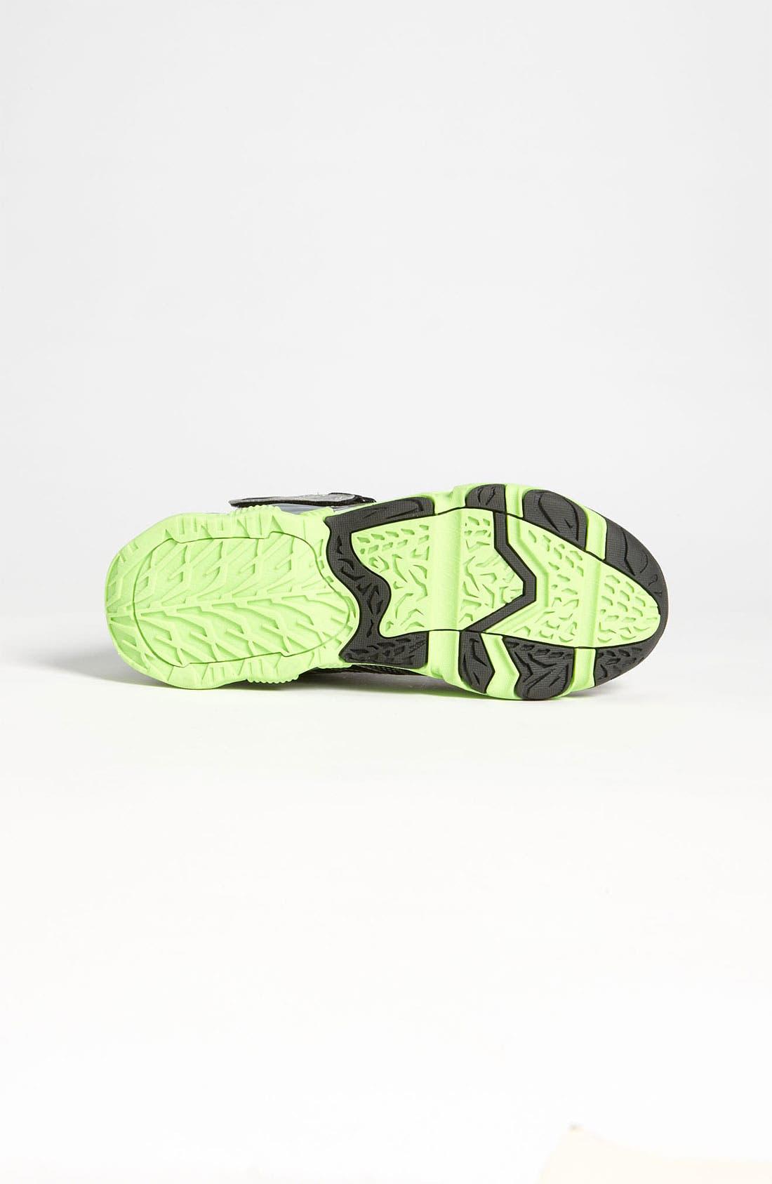 Alternate Image 4  - SKECHERS 'Pistonz' Sneaker (Toddler, Little Kid & Big Kid)
