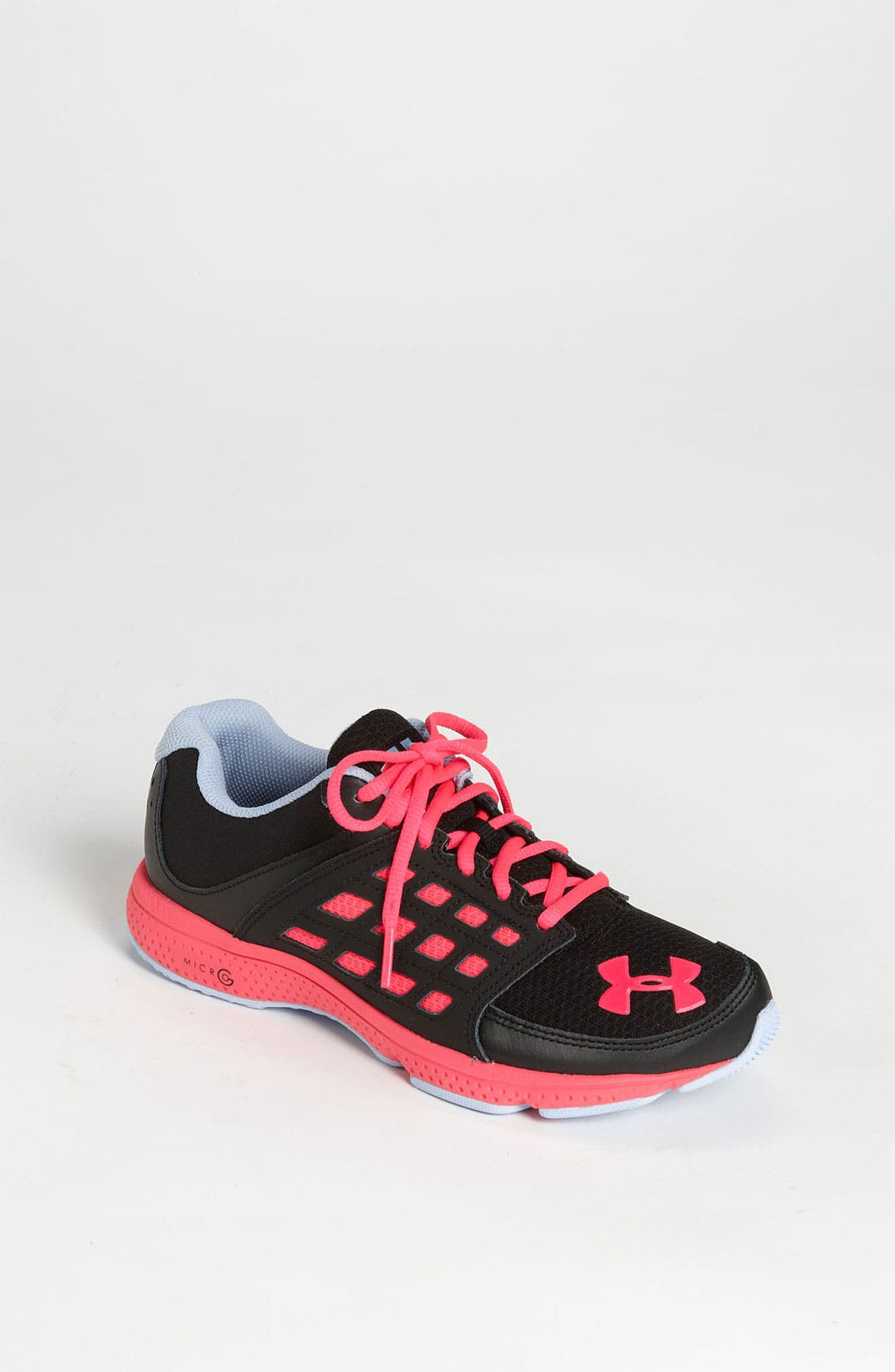 Alternate Image 1 Selected - Under Armour 'Micro G® Connect' Sneaker (Toddler, Little Kid & Big Kid)