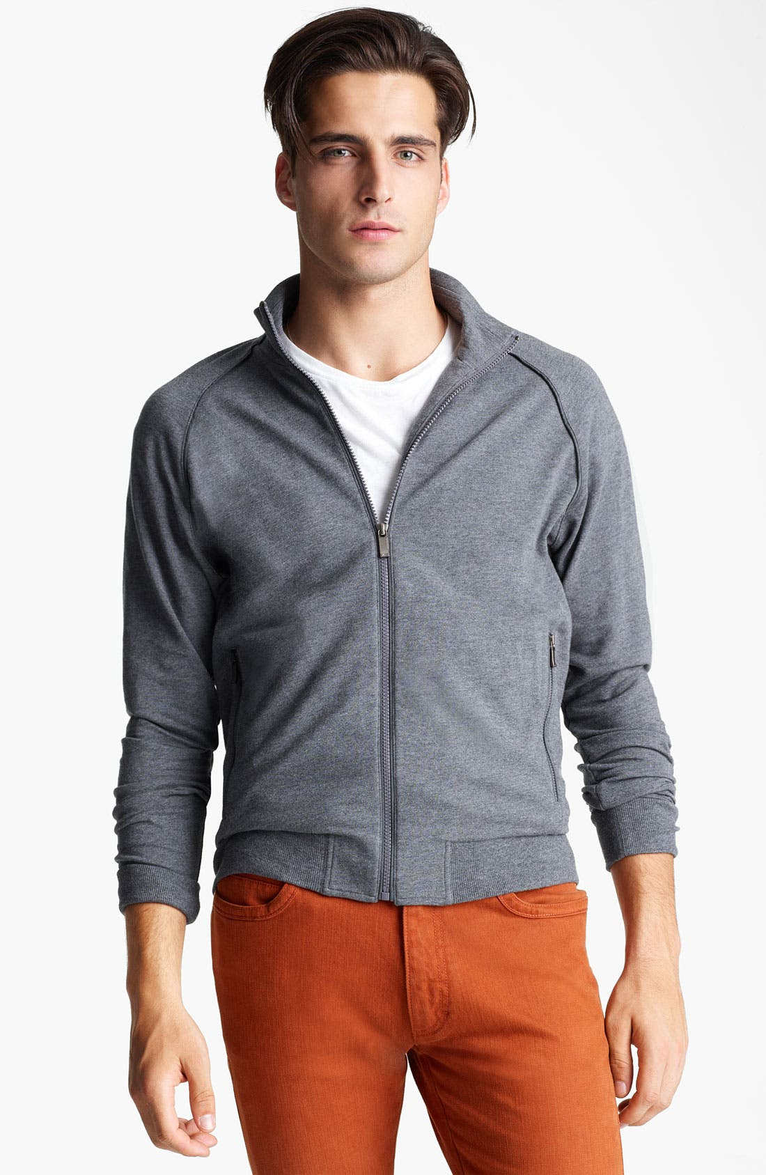 Alternate Image 1 Selected - Zegna Sport Sweatshirt