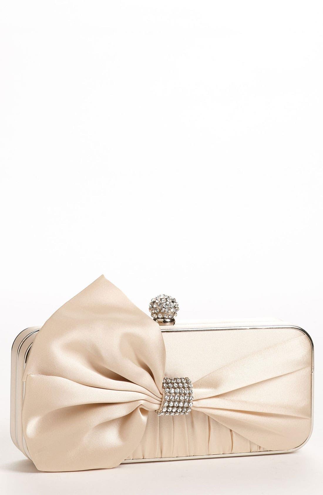 Main Image - Glint Bow Clutch