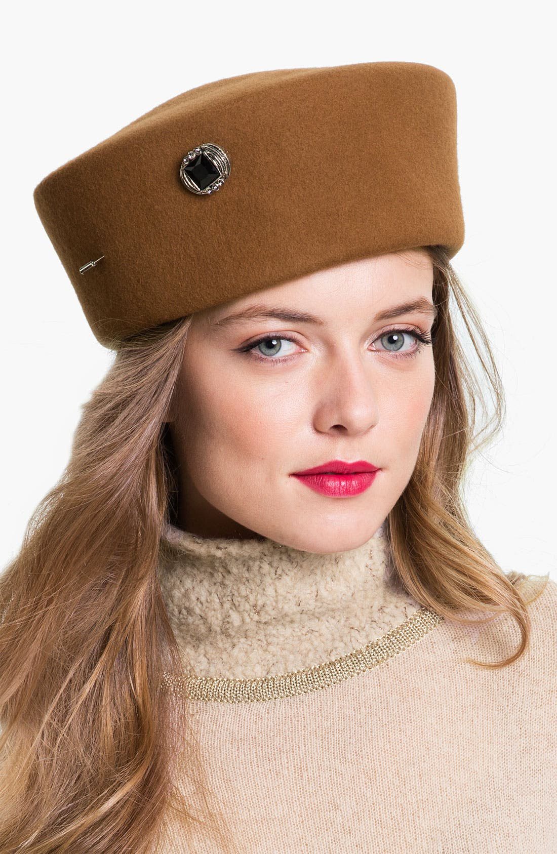 Alternate Image 1 Selected - Nordstrom Wool Toque