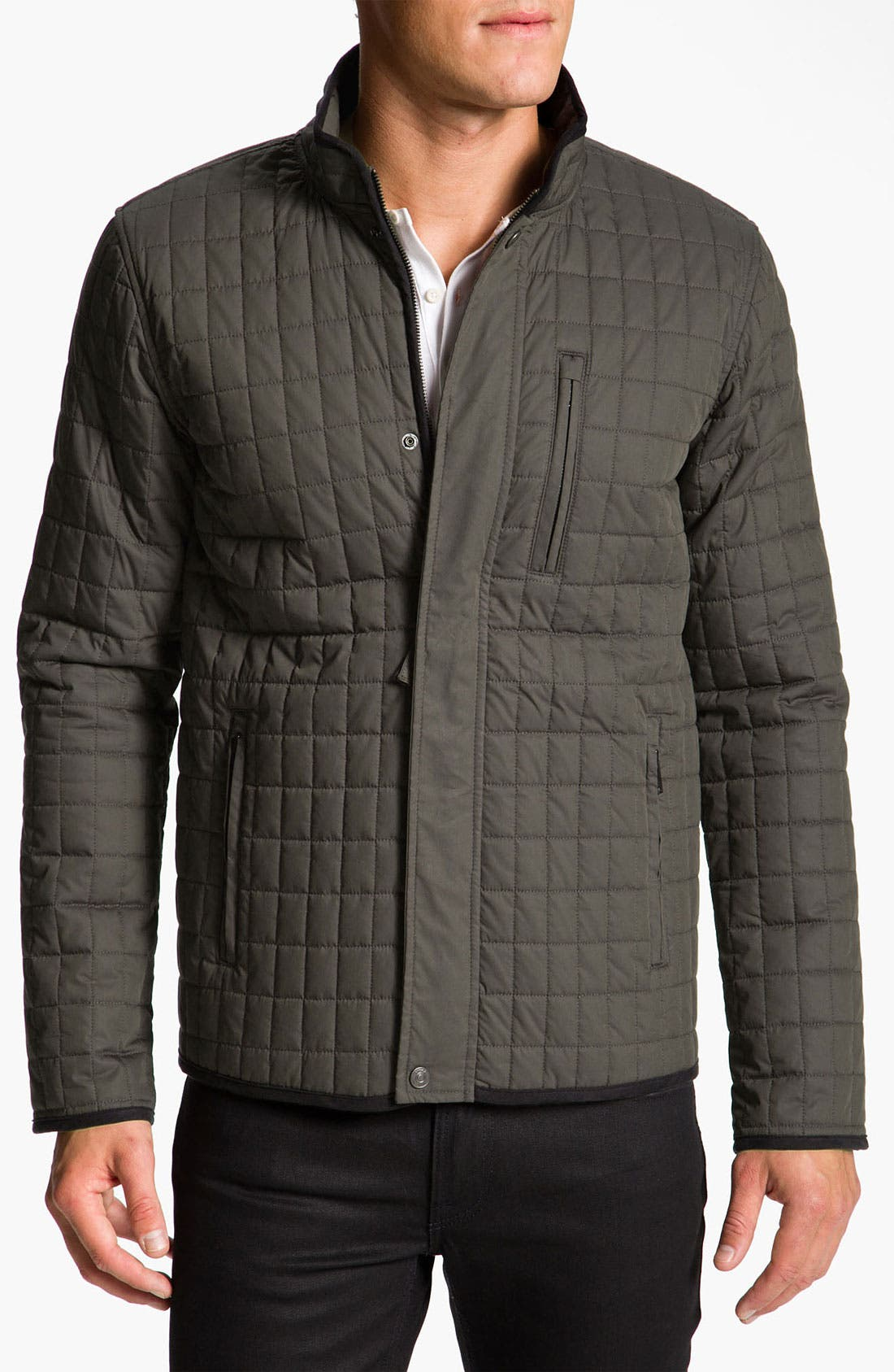 Alternate Image 1 Selected - Vince Quilted Jacket