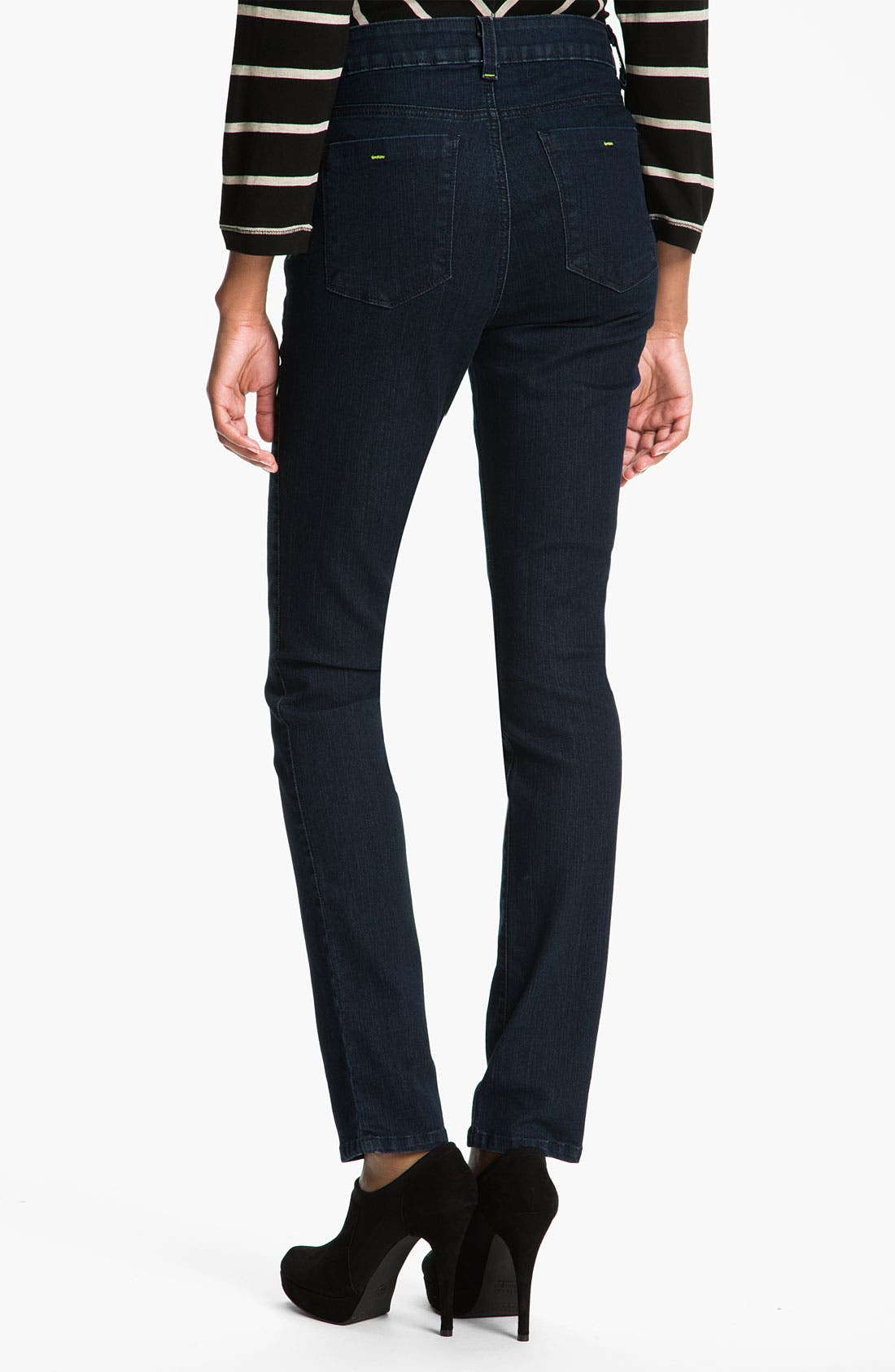 Alternate Image 2  - Miraclebody 'Betty' Skinny Stretch Jeans