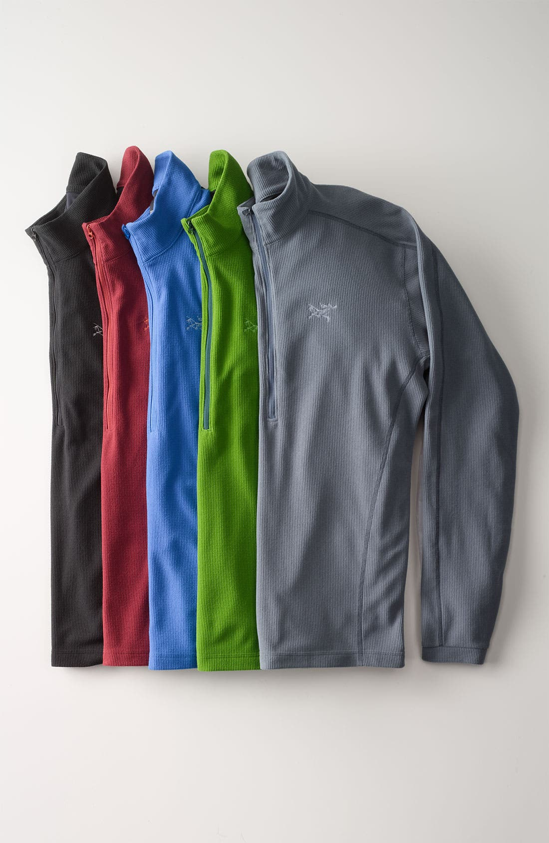 Alternate Image 2  - Arc'teryx 'Delta LT' Half Zip Sweatshirt