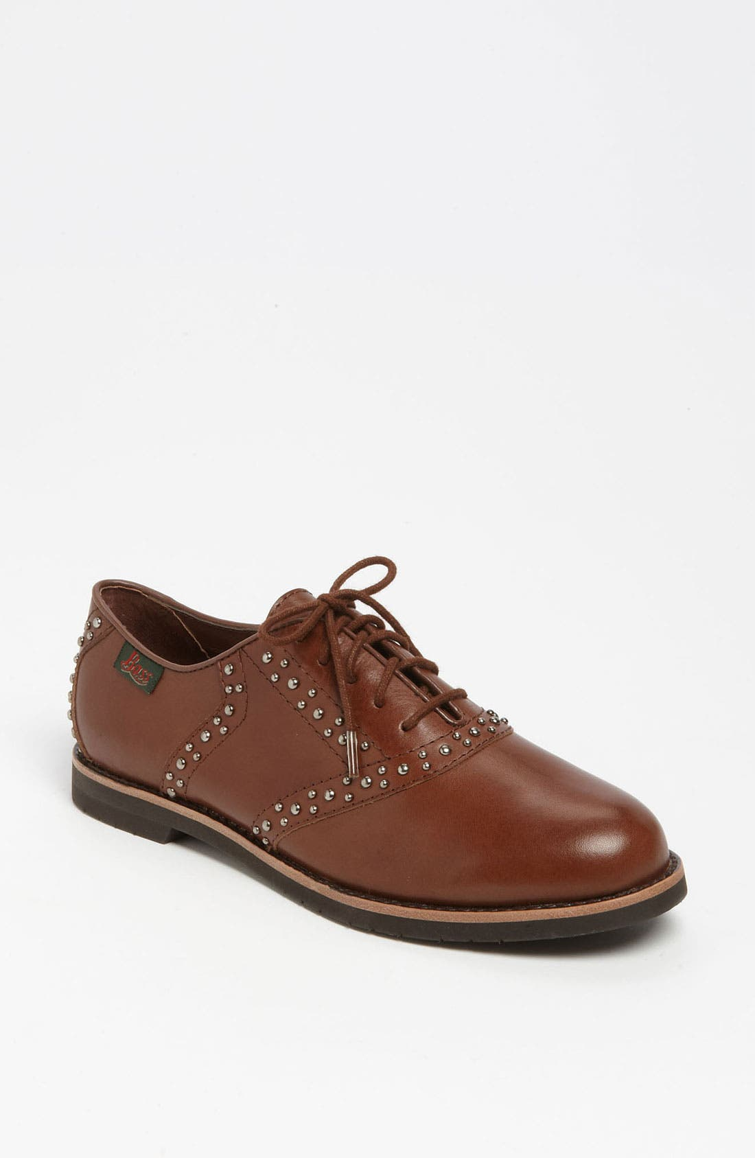 Alternate Image 1 Selected - G.H. Bass & Co. 'Enfield' Lace-Up Oxford