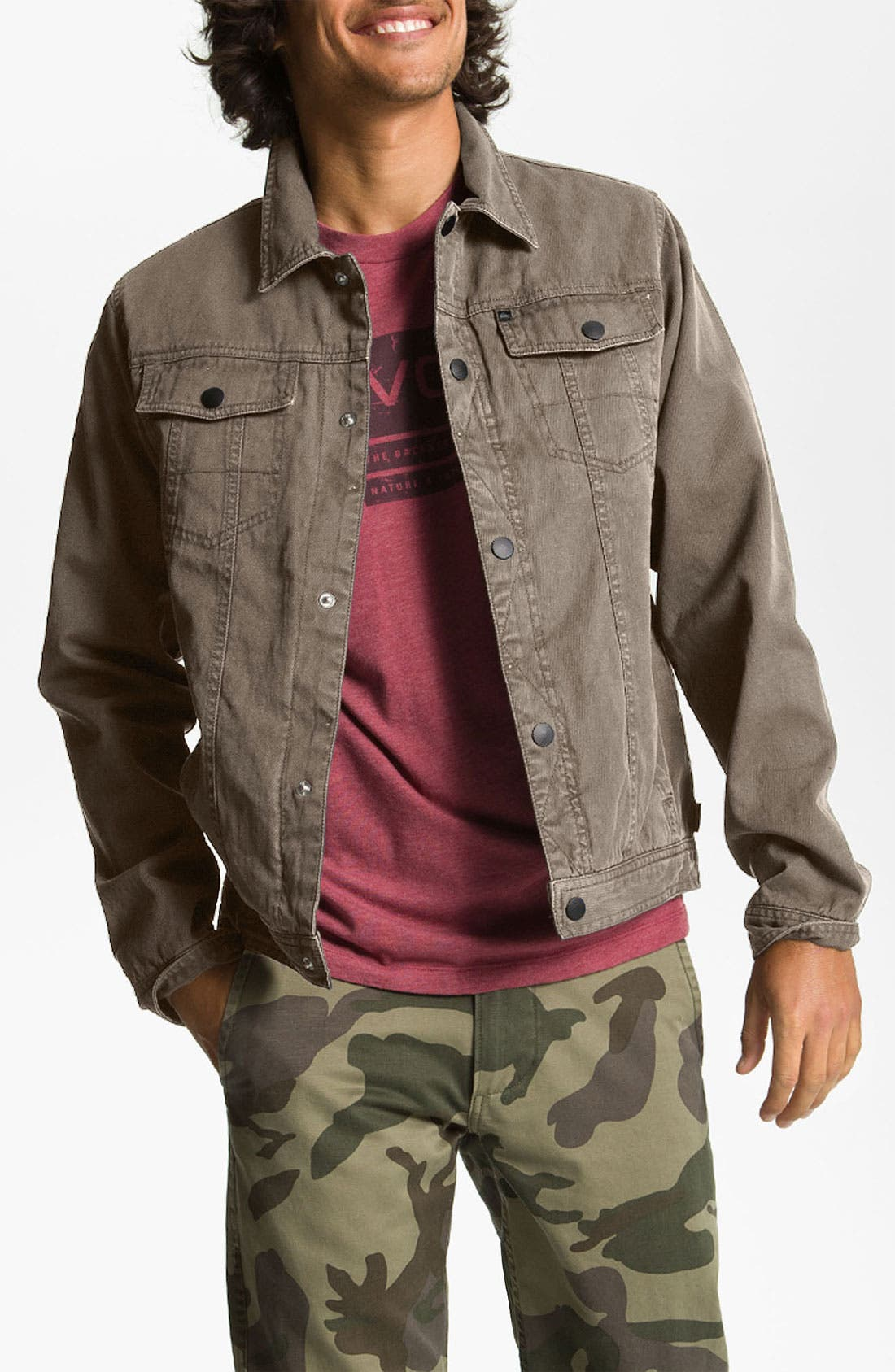 Main Image - Quiksilver 'Prospect' Jacket