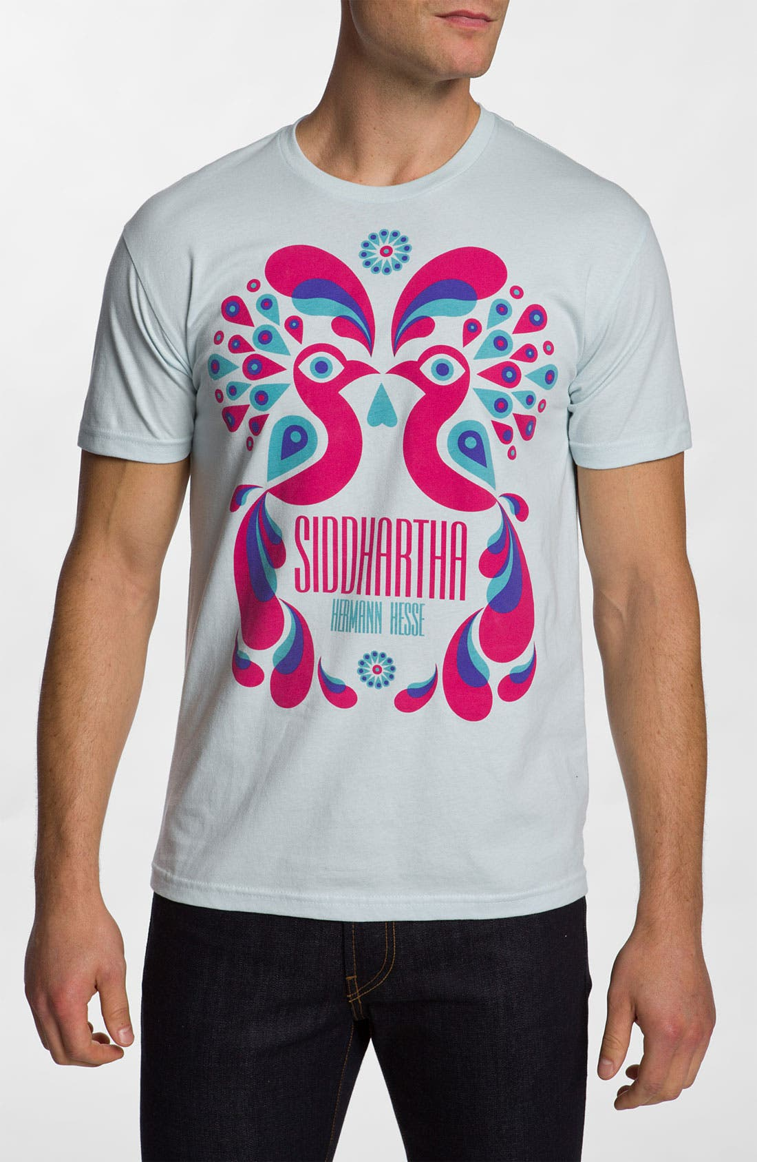 Alternate Image 1 Selected - Out of Print 'Siddhartha' Graphic T-Shirt