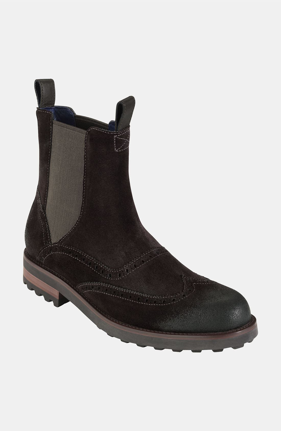 Alternate Image 1 Selected - Cole Haan 'Air Grayson' Wingtip Chelsea Boot