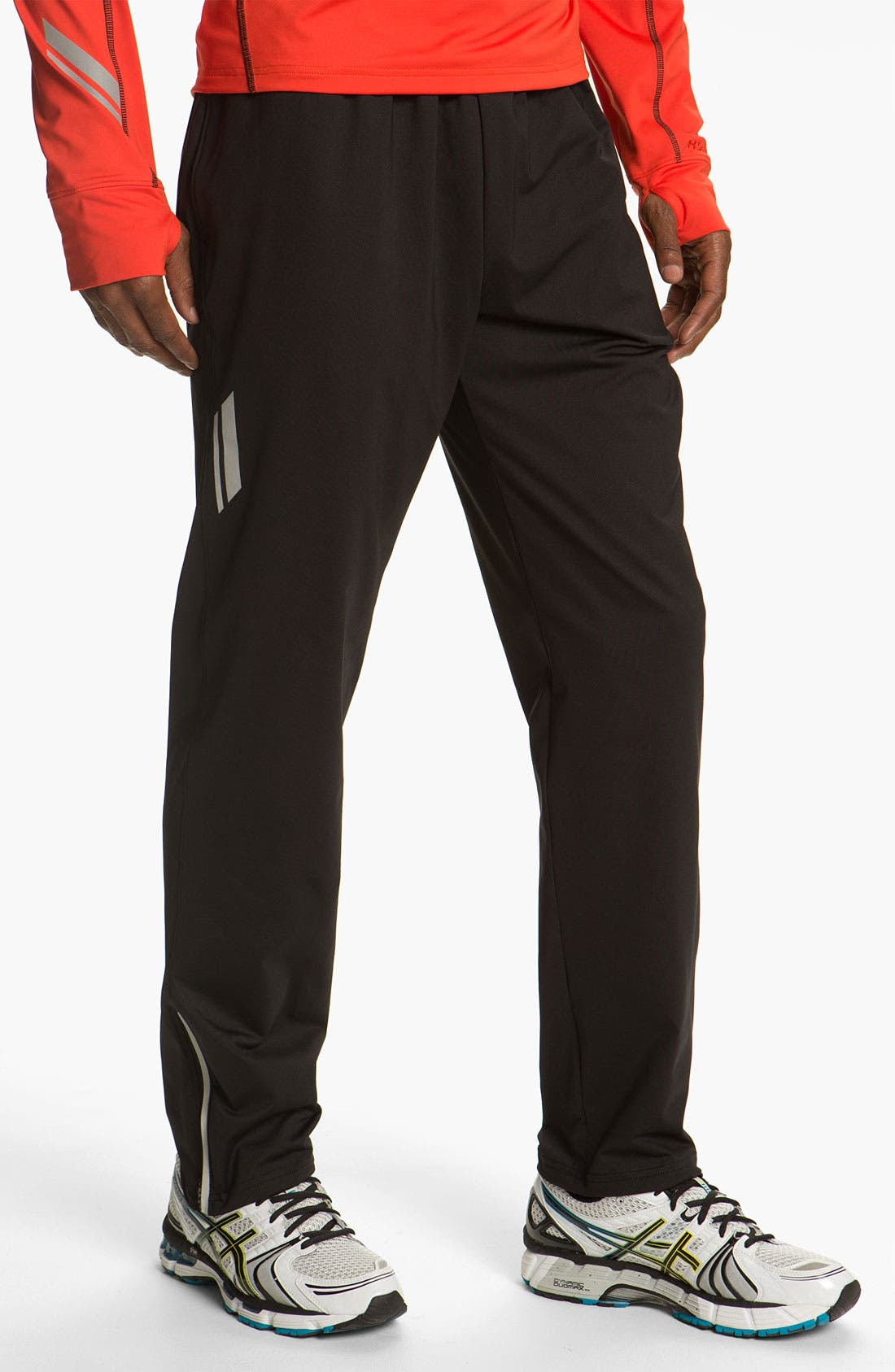 Alternate Image 1 Selected - Under Armour 'Storm Run' Track Pants