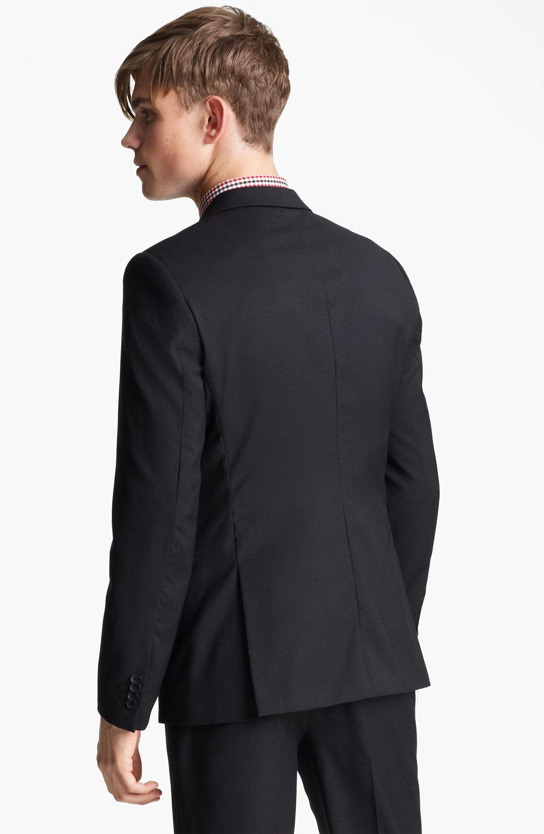 Alternate Image 2  - Topman Skinny Fit Blazer