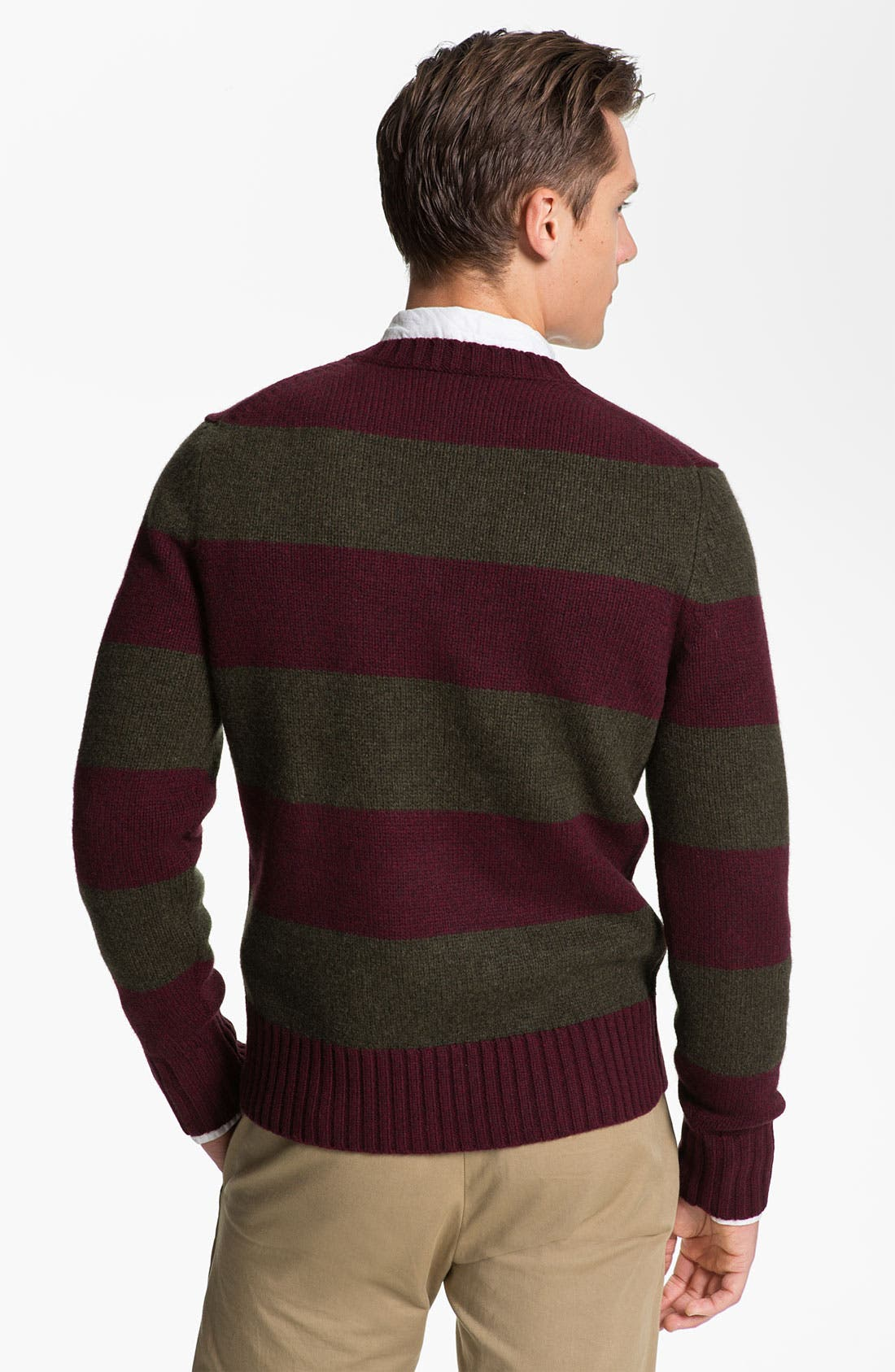 Alternate Image 2  - Jack Spade 'Gibson' V-Neck Sweater