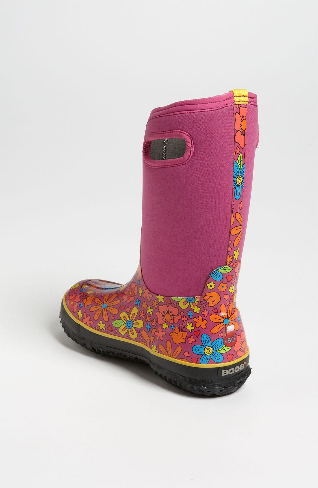Alternate Image 2  - Bogs 'Classic High - Mumsie' Waterproof Boot (Toddler, Little Kid & Big Kid)