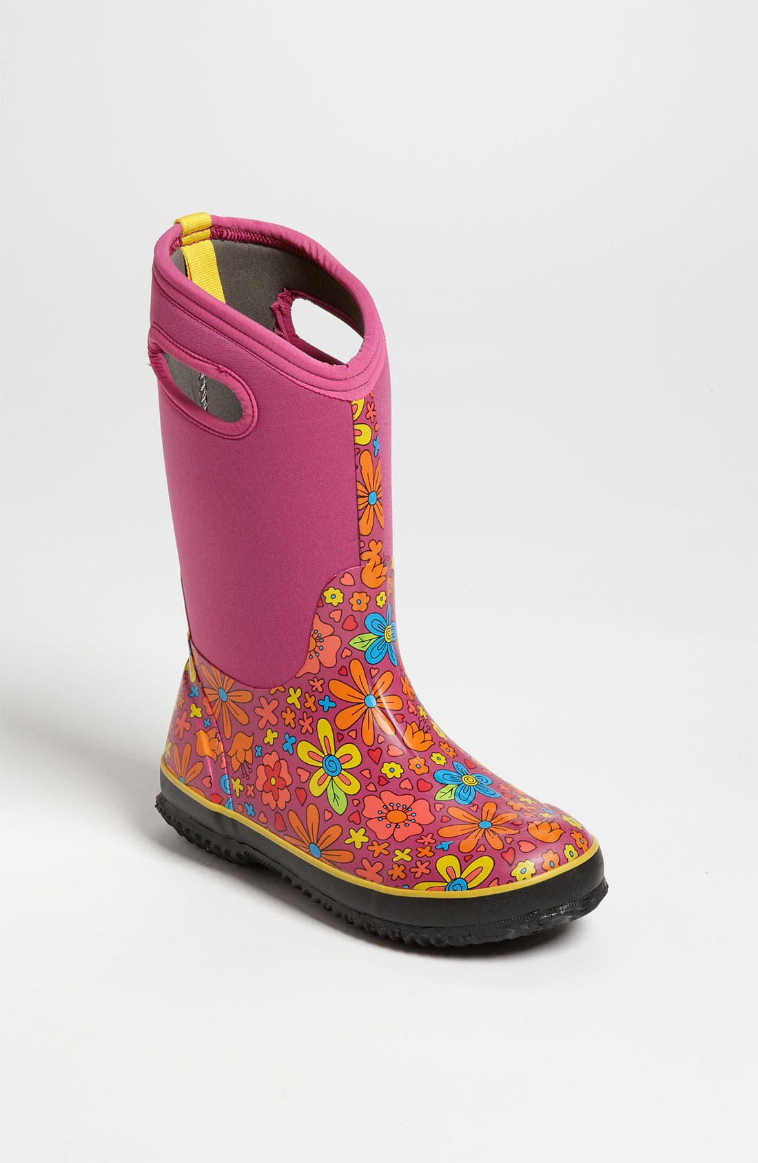 Alternate Image 1 Selected - Bogs 'Classic High - Mumsie' Waterproof Boot (Toddler, Little Kid & Big Kid)