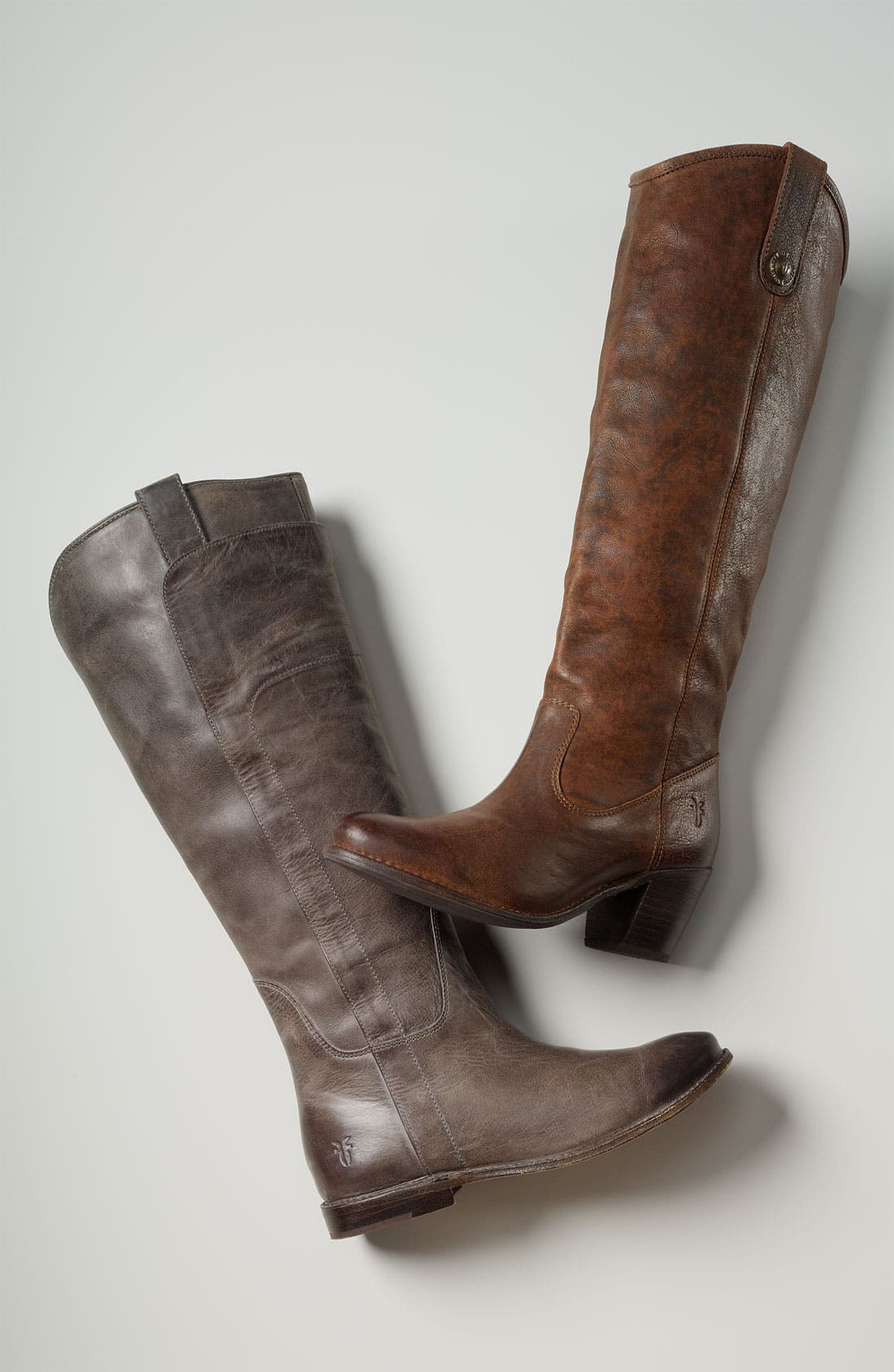 Alternate Image 5  - Frye 'Paige' Tall Leather Riding Boot