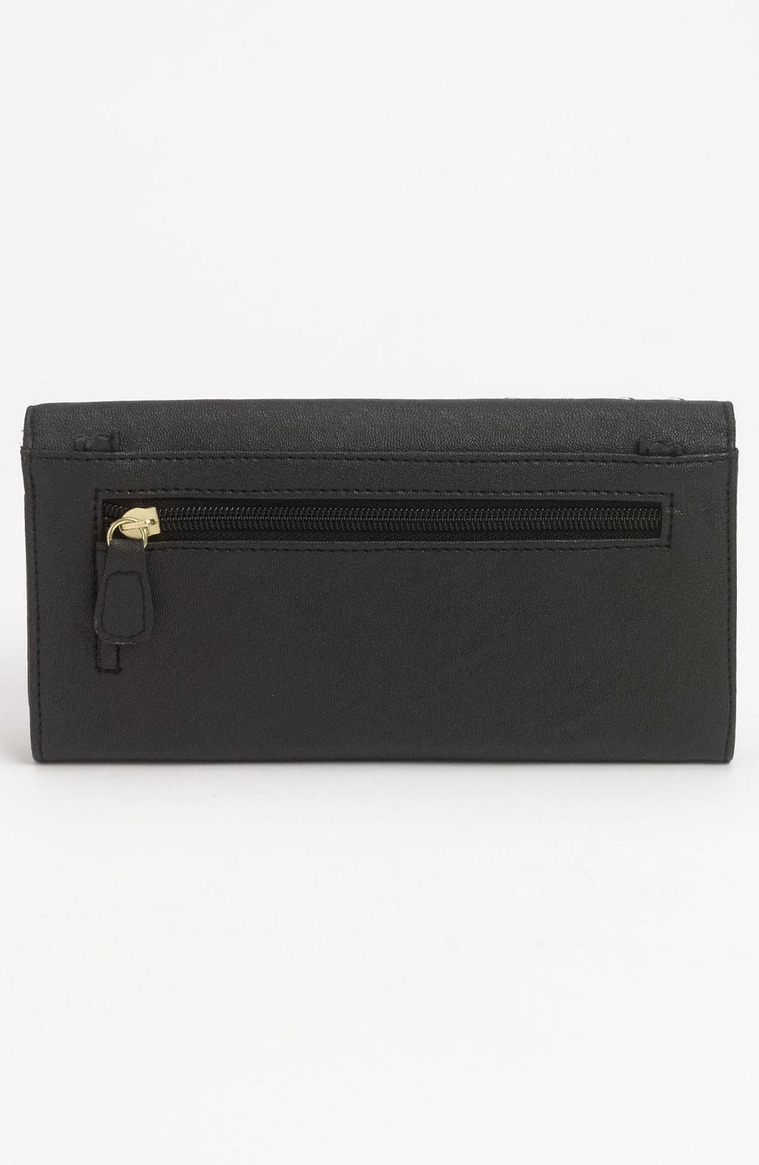 Alternate Image 4  - Lulu Studded Envelope Wallet