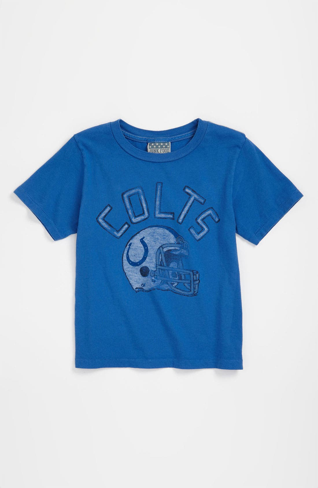 Alternate Image 1 Selected - Junk Food 'Indianapolis Colts' T-Shirt (Infant)