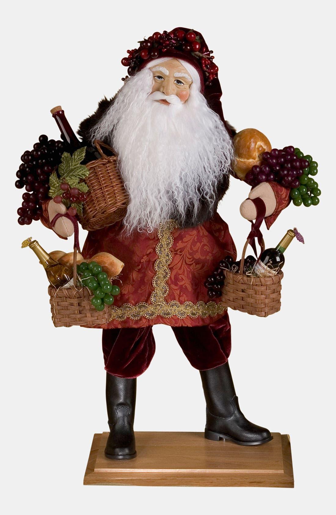 Main Image - Lynn Haney 'Holiday Vintage' Santa Figurine