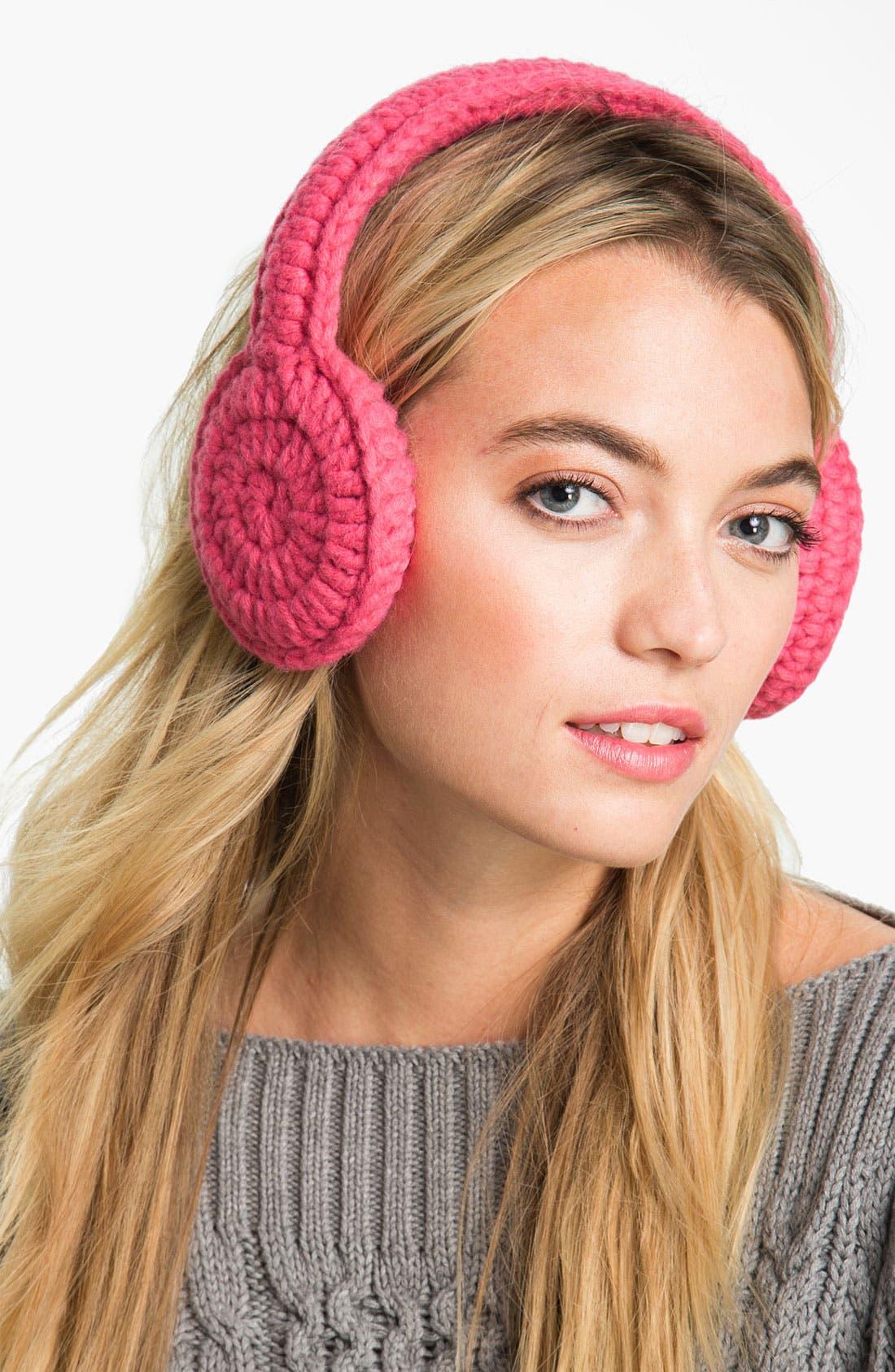 Main Image - kate spade new york 'women for women' earmuffs