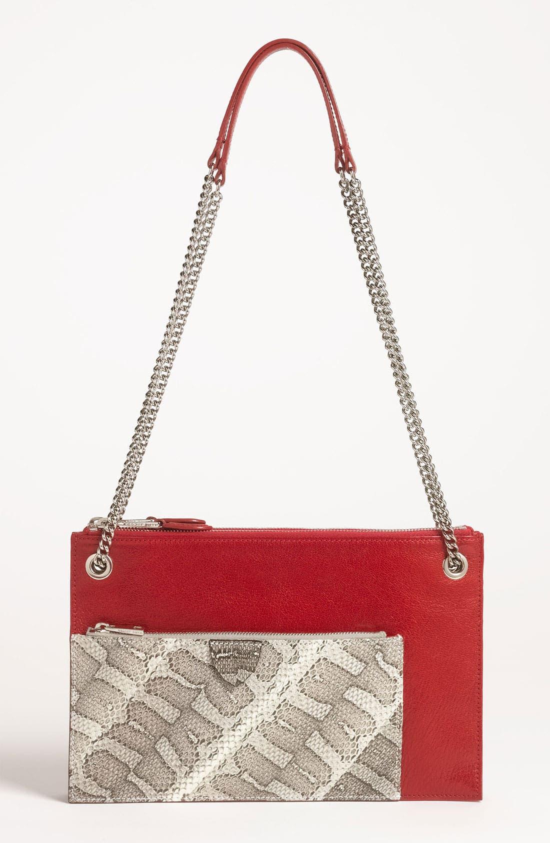 Alternate Image 1 Selected - MARC JACOBS 'Doll' Leather Shoulder Bag