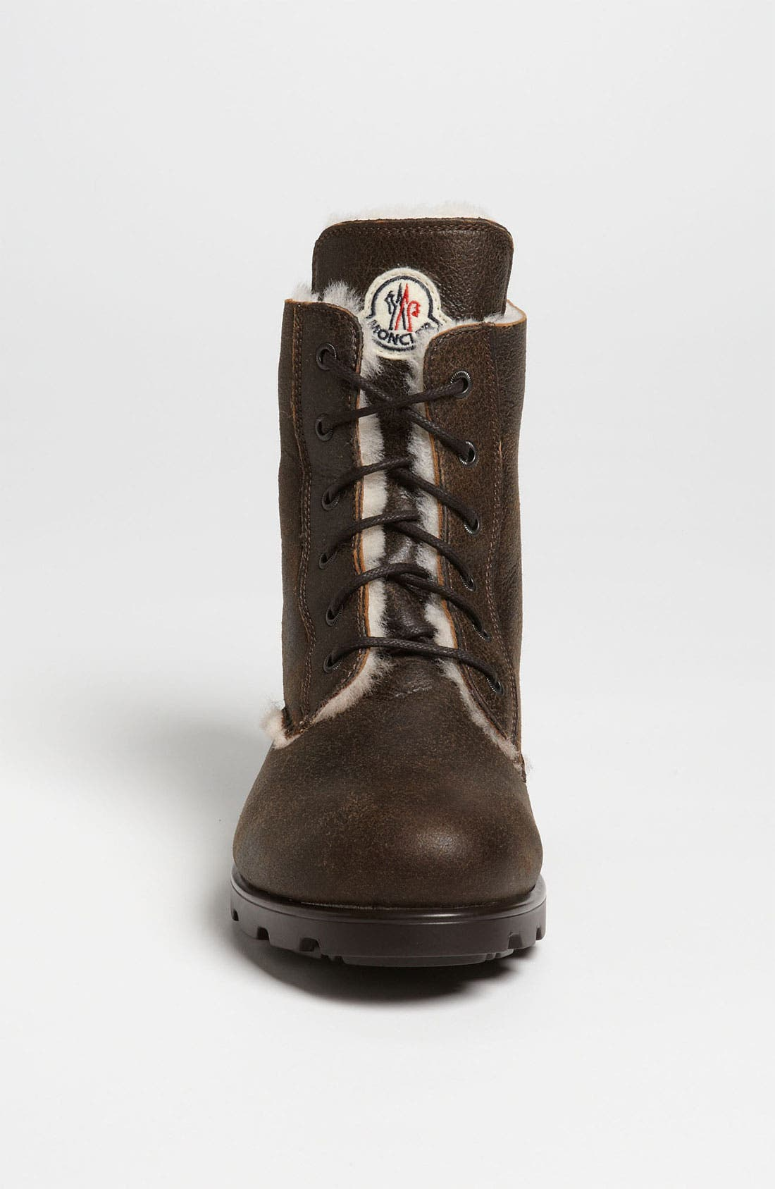 Alternate Image 3  - Moncler 'Vancouver' Shearling Boot